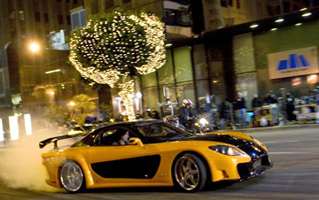 2005 the fast and the furious tokyo drift veilside rx 7 top speed