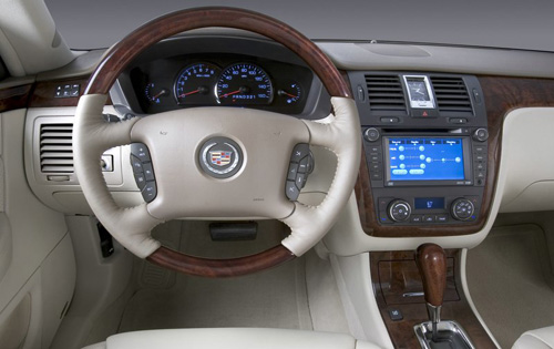 2006 Cadillac Dts Top Speed