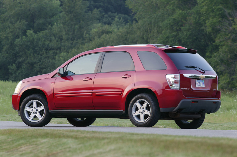 2006 Chevrolet Equinox Top Speed
