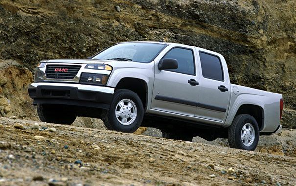 2006 GMC Canyon Review - Top Speed