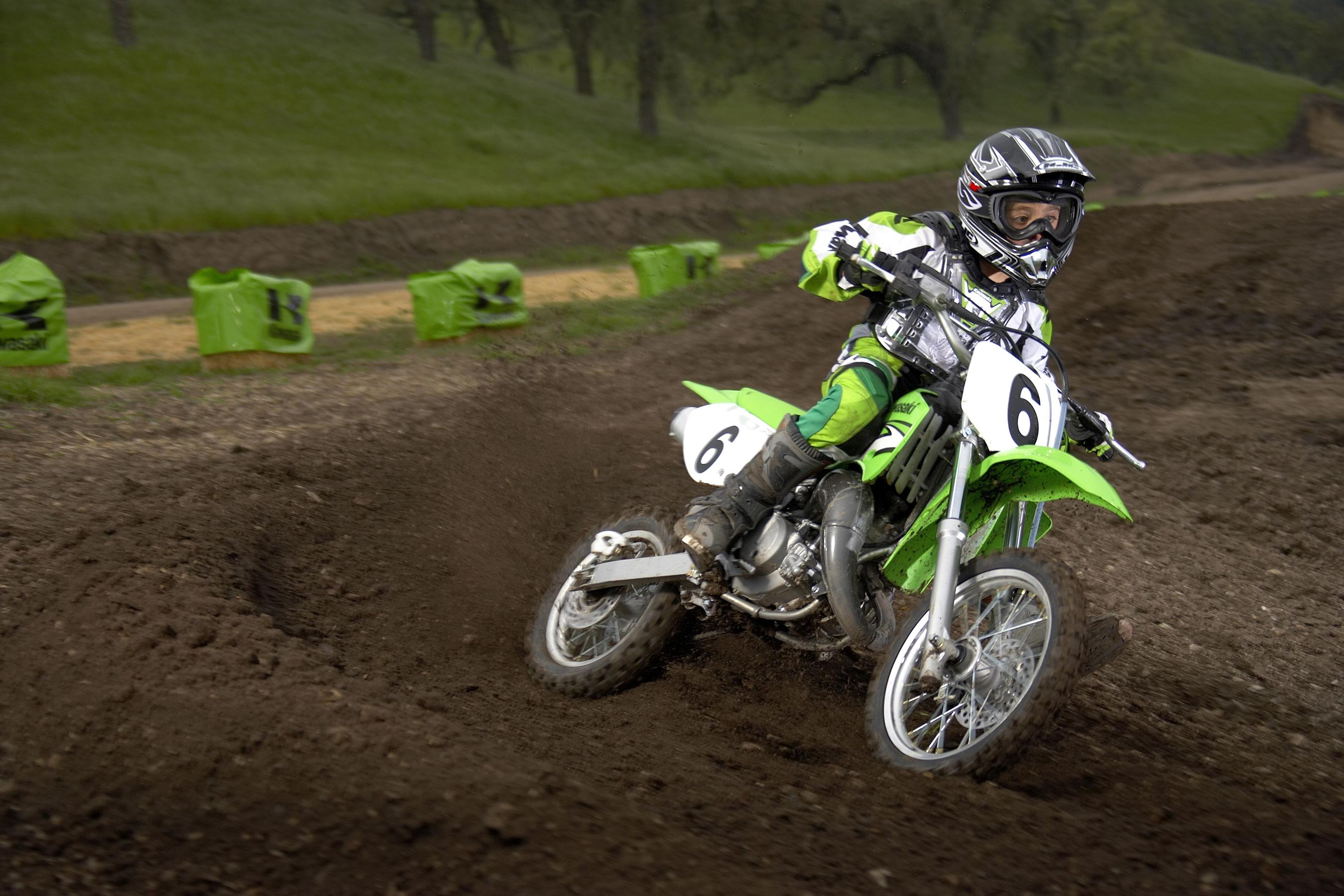 2006 Kawasaki KX65 | Top Speed