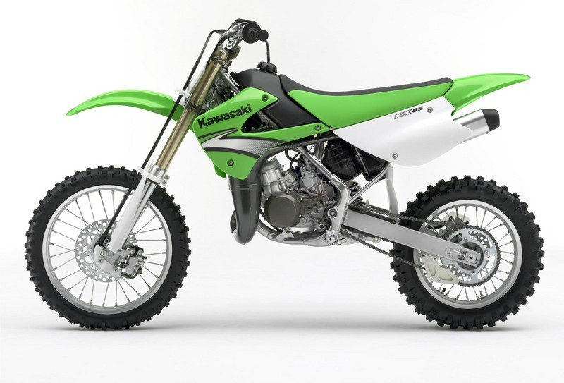 2006 Kawasaki KX85 | Top Speed