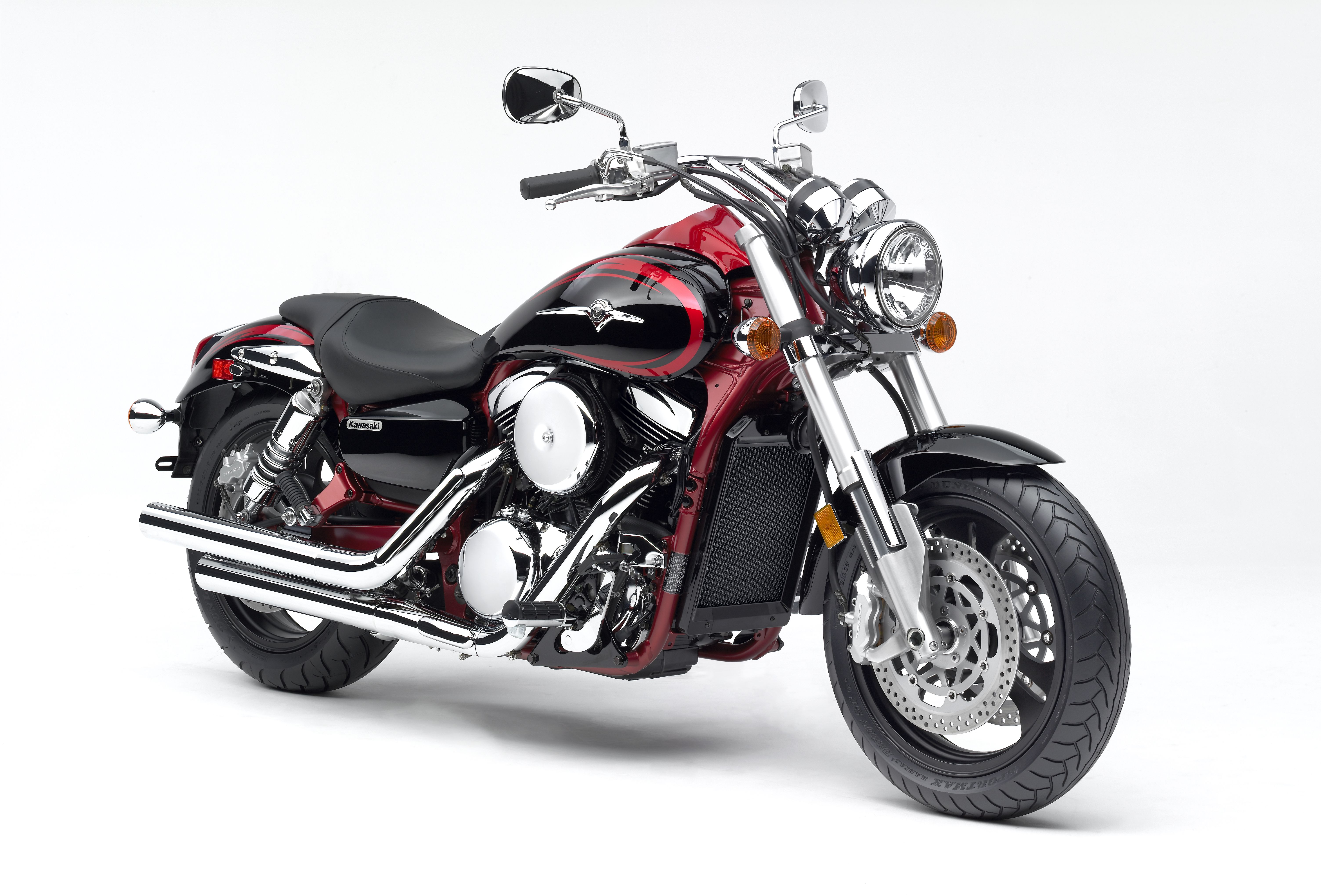 Kawasaki Vn Mean Streak Review