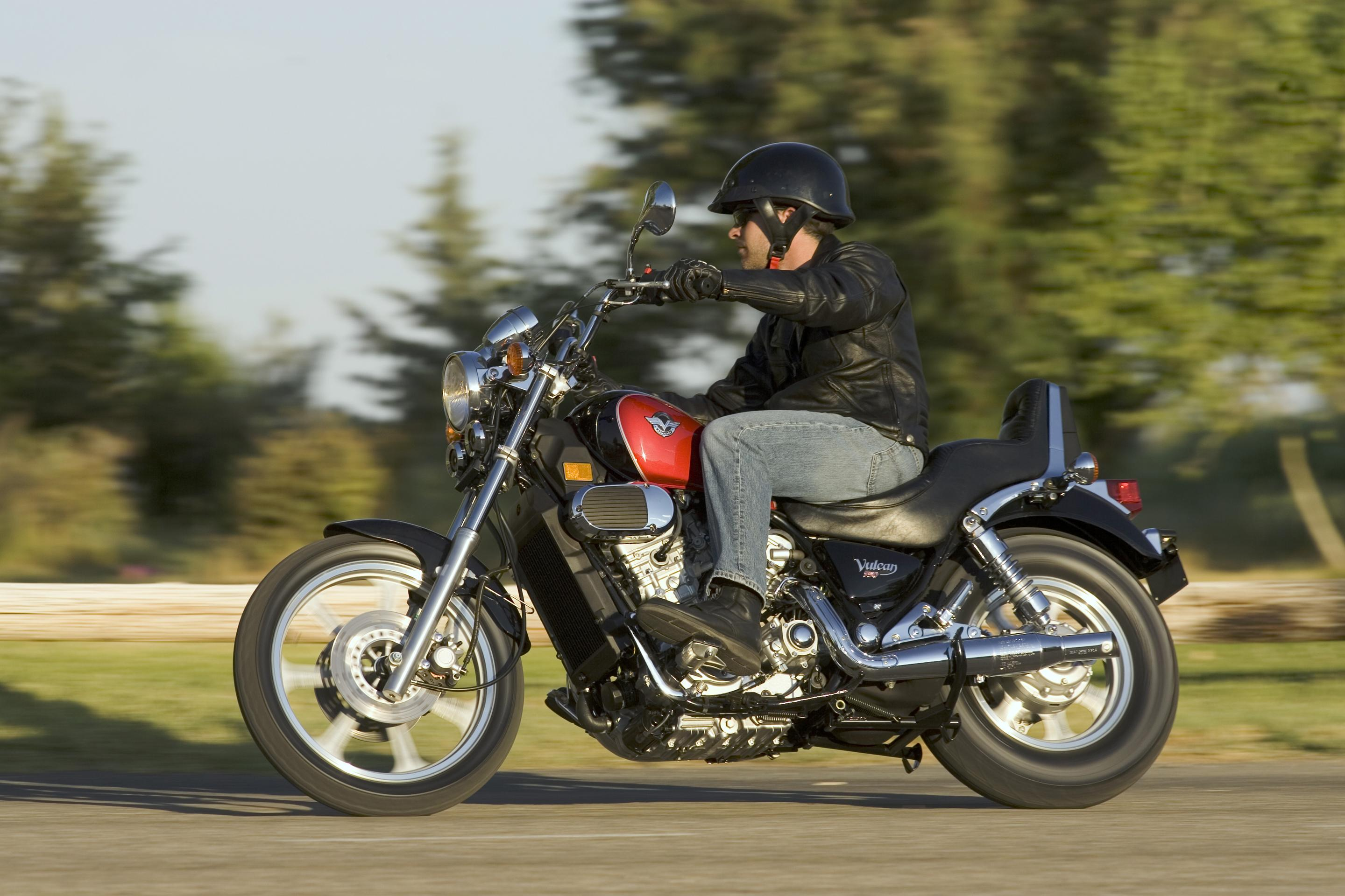 2006 Kawasaki Vulcan 750 | Top Speed