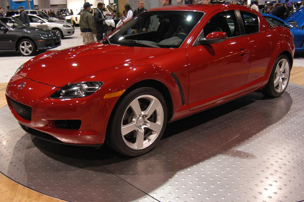 2006 Mazda RX8 Tokyo Drift Review  Top Speed