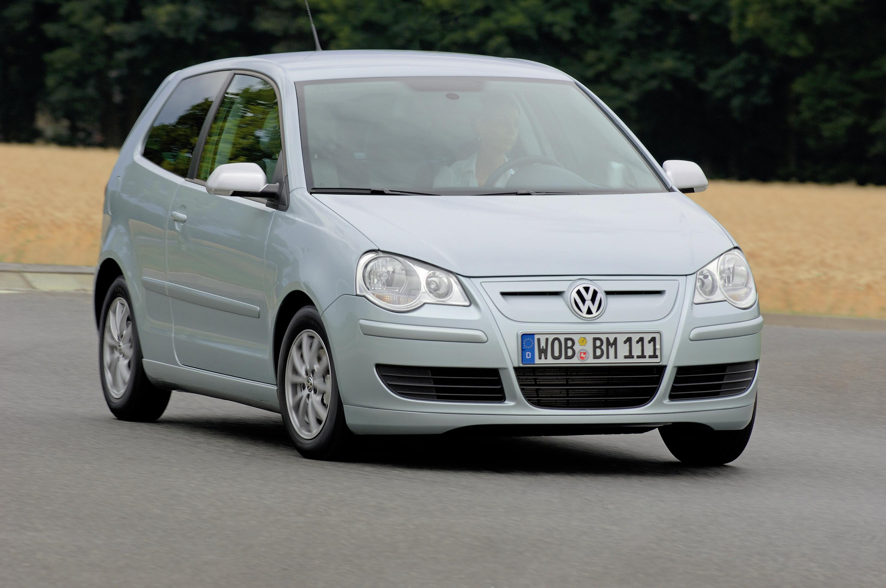 2006 volkswagen polo bluemotion gallery 86694 top speed. Black Bedroom Furniture Sets. Home Design Ideas