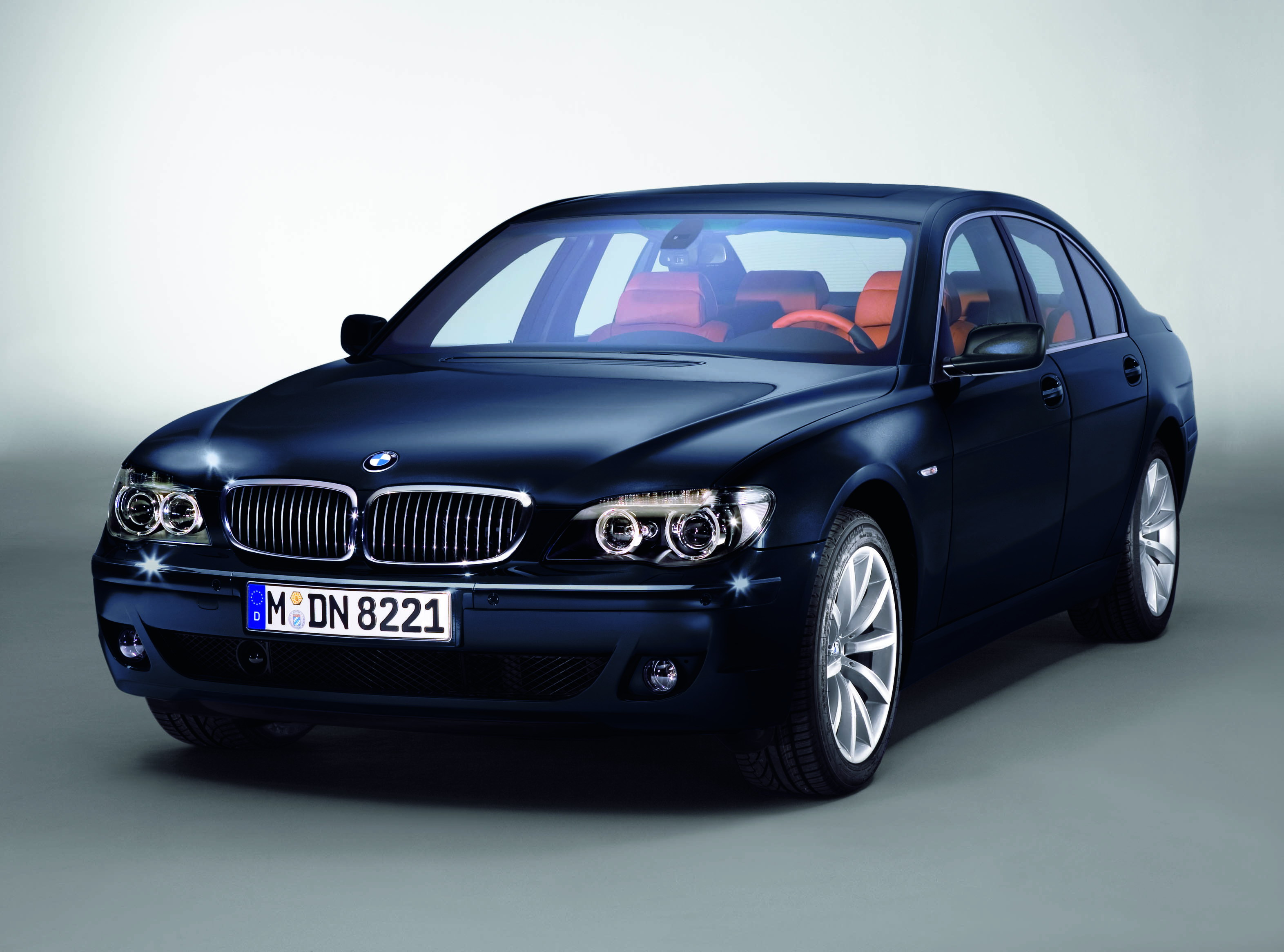 2007 bmw 7 series exclusive edition pictures photos wallpapers top speed. Black Bedroom Furniture Sets. Home Design Ideas