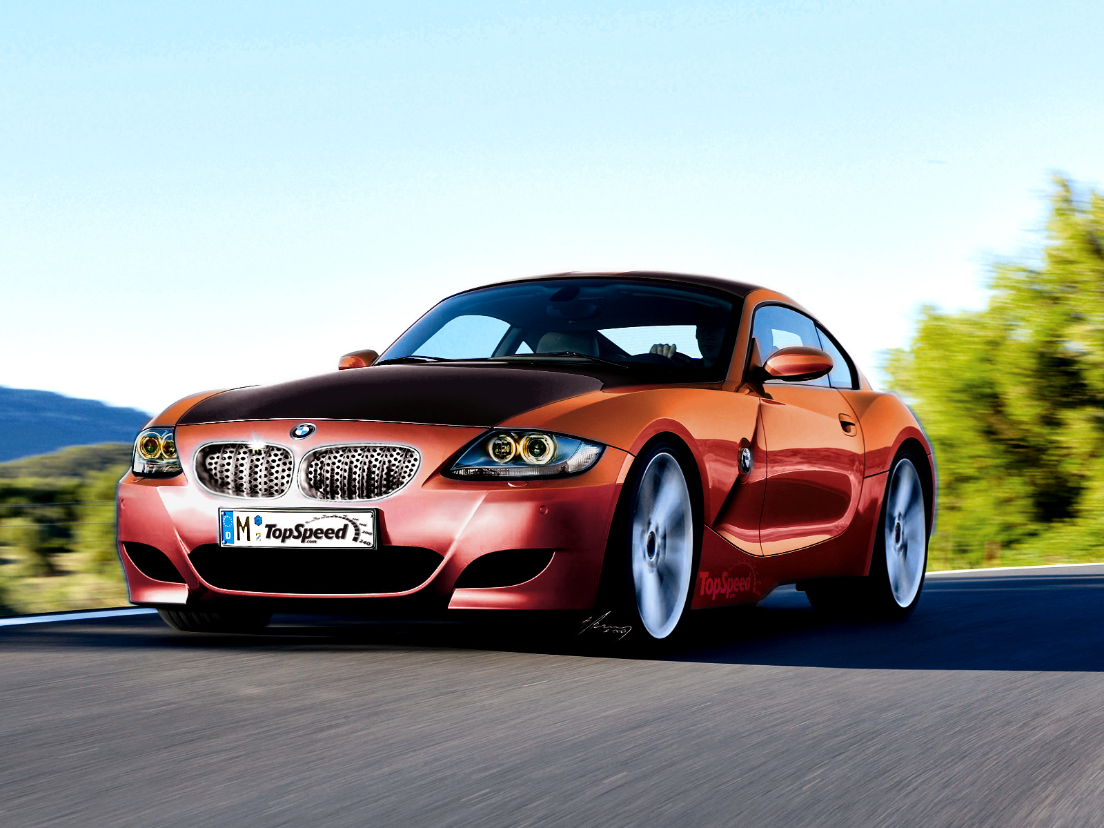 2007 Bmw Z4 M Coupe Gallery 86187 Top Speed