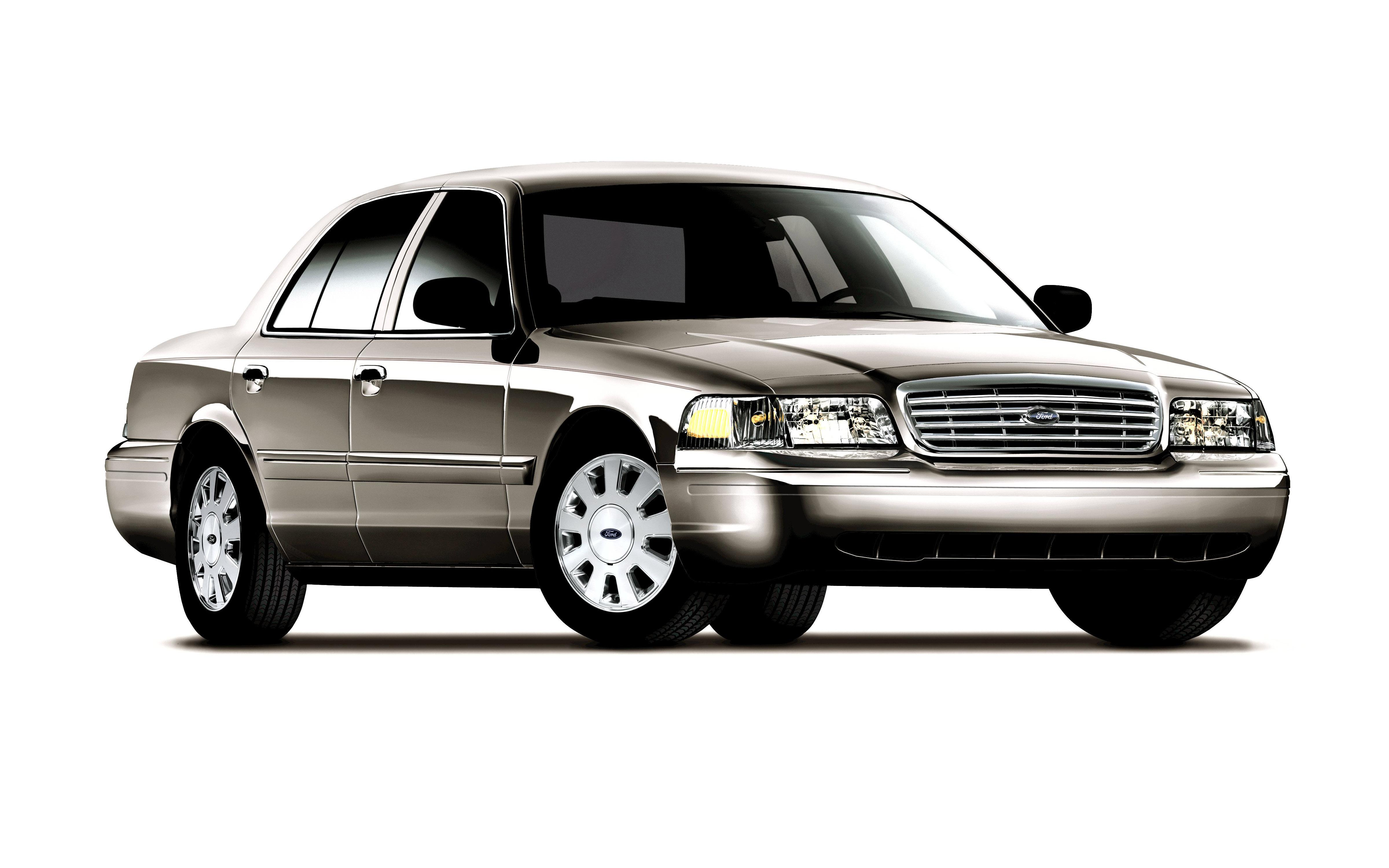 Ford Crown Victoria Review Top Speed