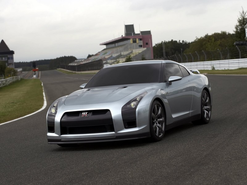 2007 Nissan (Skyline) GT-R Preview Review - Top Speed
