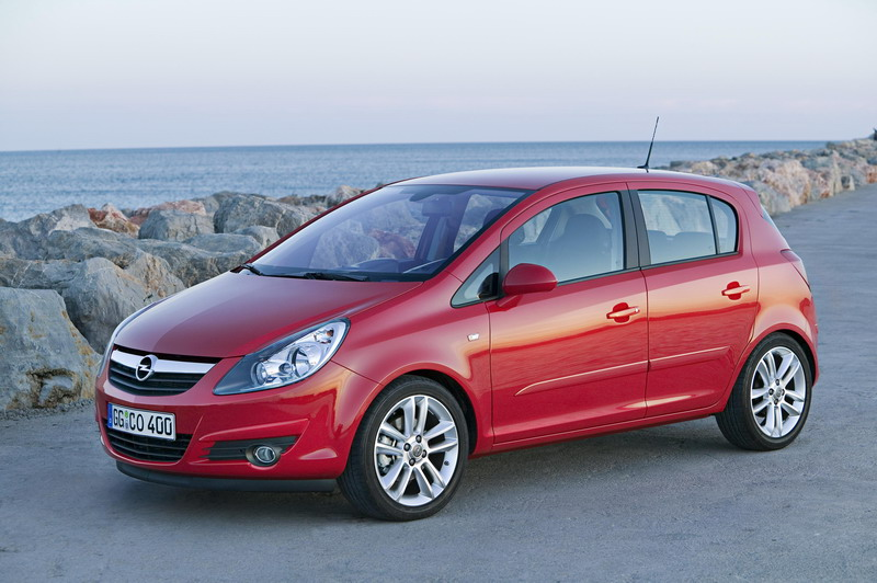 2007 opel corsa review top speed. Black Bedroom Furniture Sets. Home Design Ideas