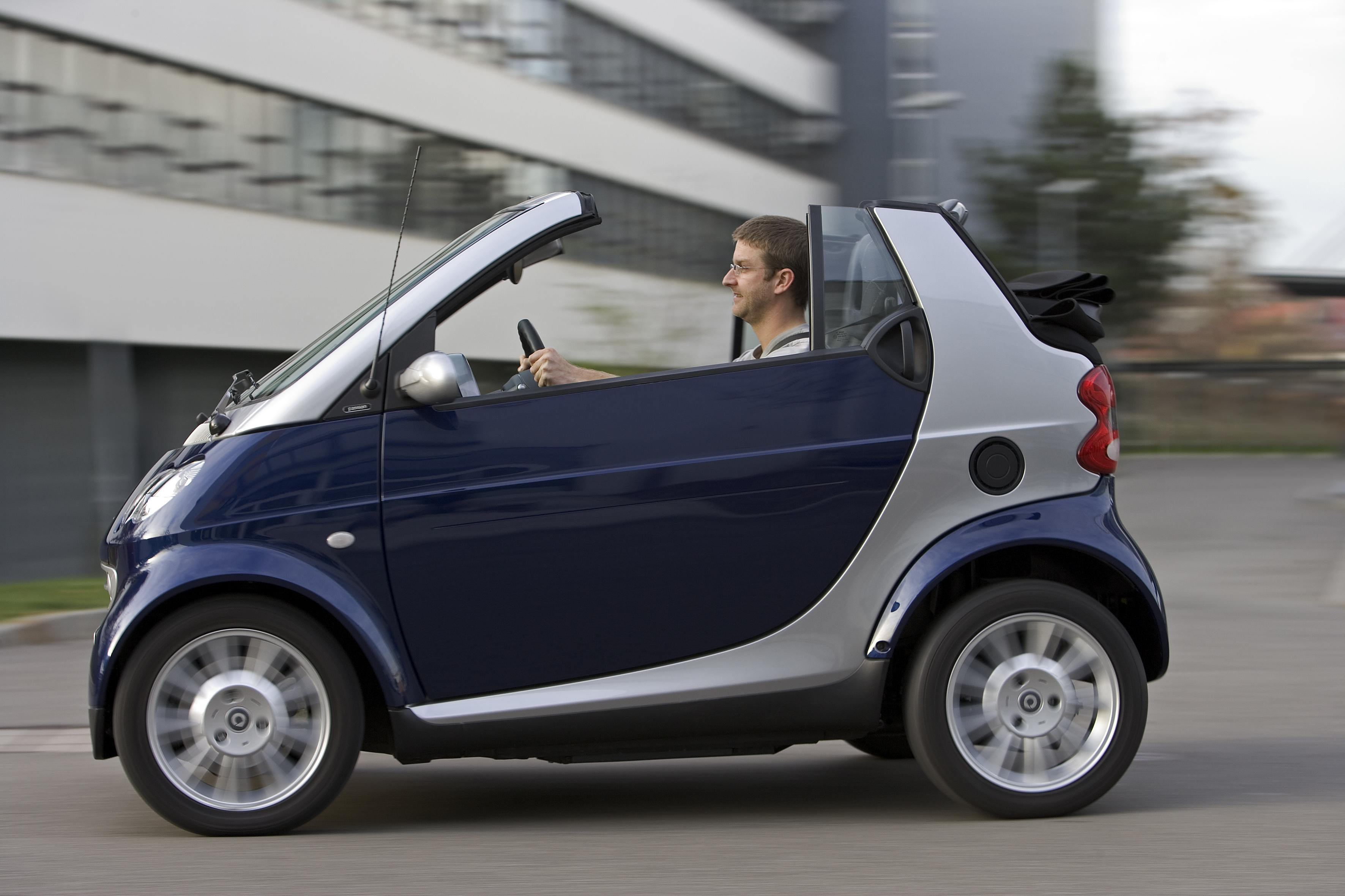 2007 Smart Fortwo Electric Vehicle