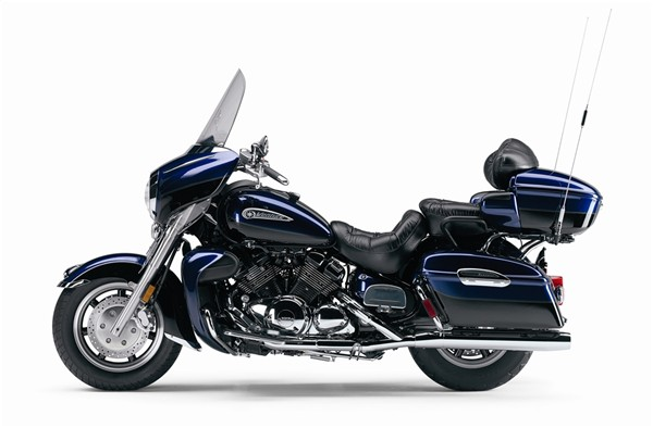 2007 Yamaha Royal Star Venture | Top Speed