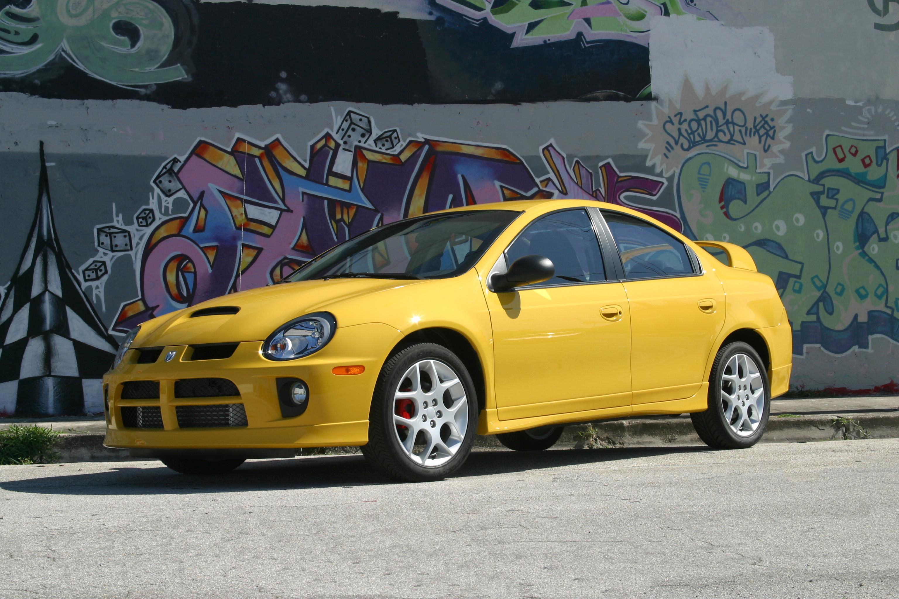 2003 dodge neon srt4 top speed