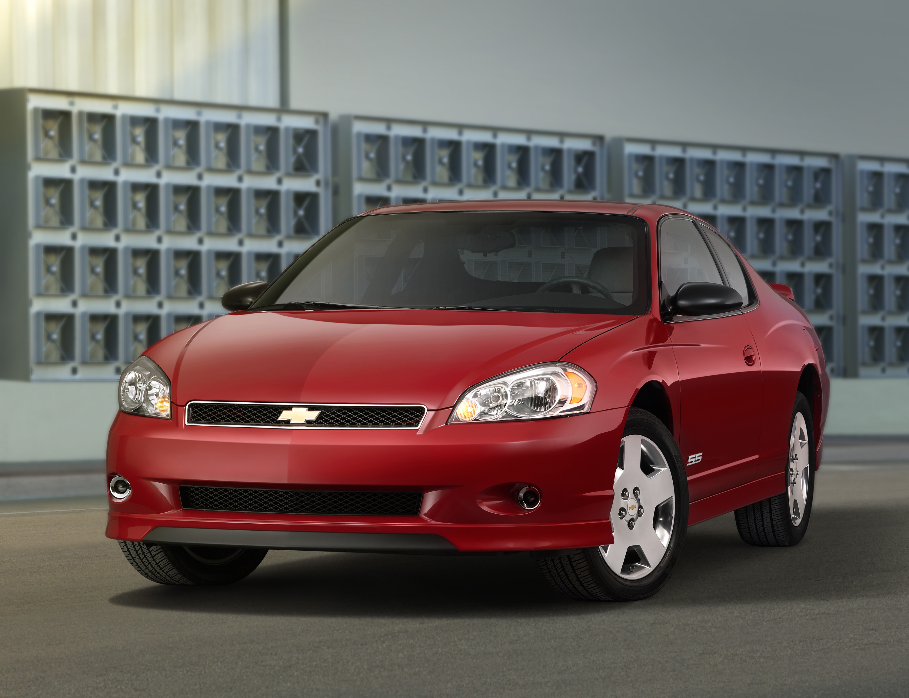 2006 Chevrolet Monte Carlo SS   Top Speed. »