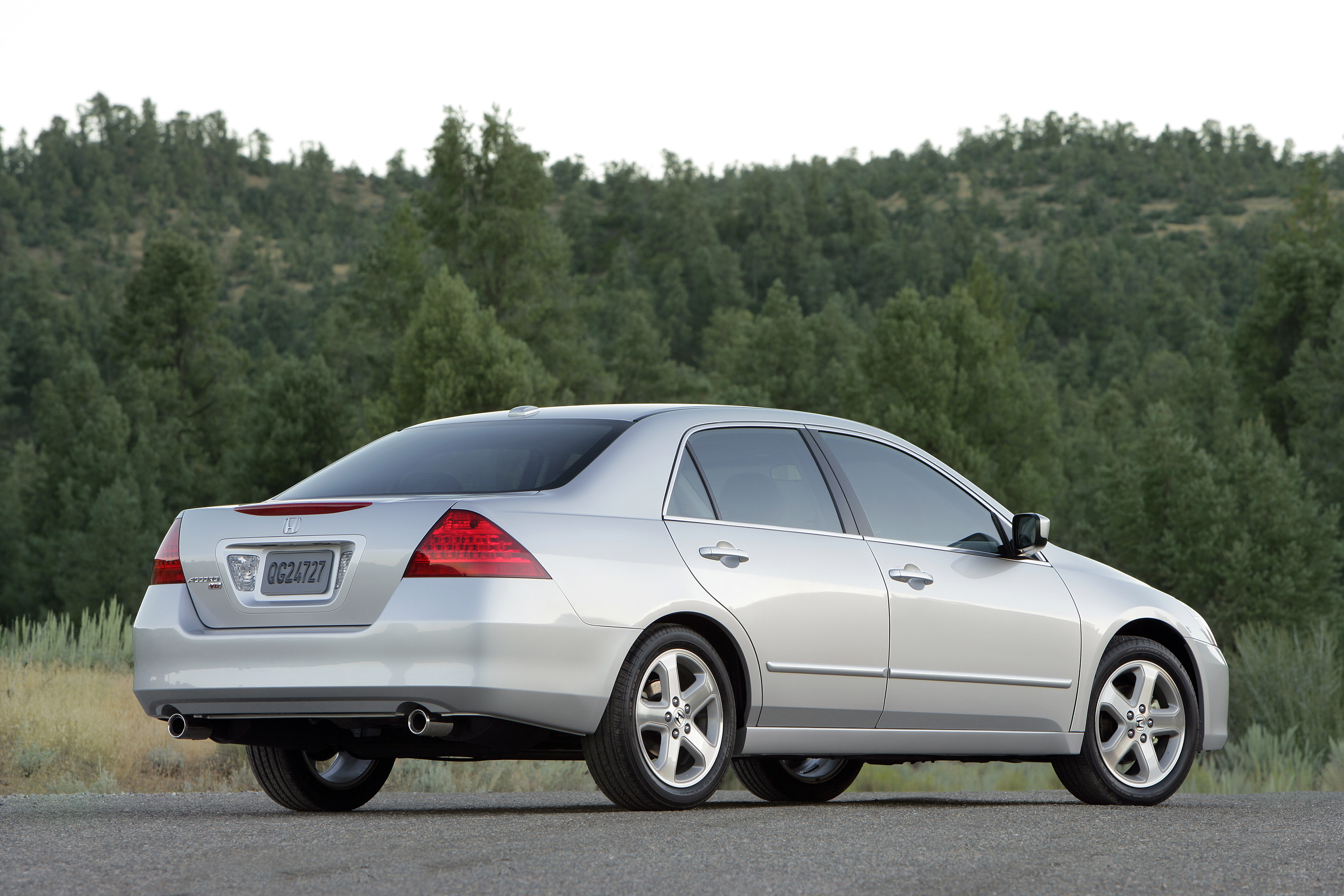 Awesome 2006 Honda Accord | Top Speed. »