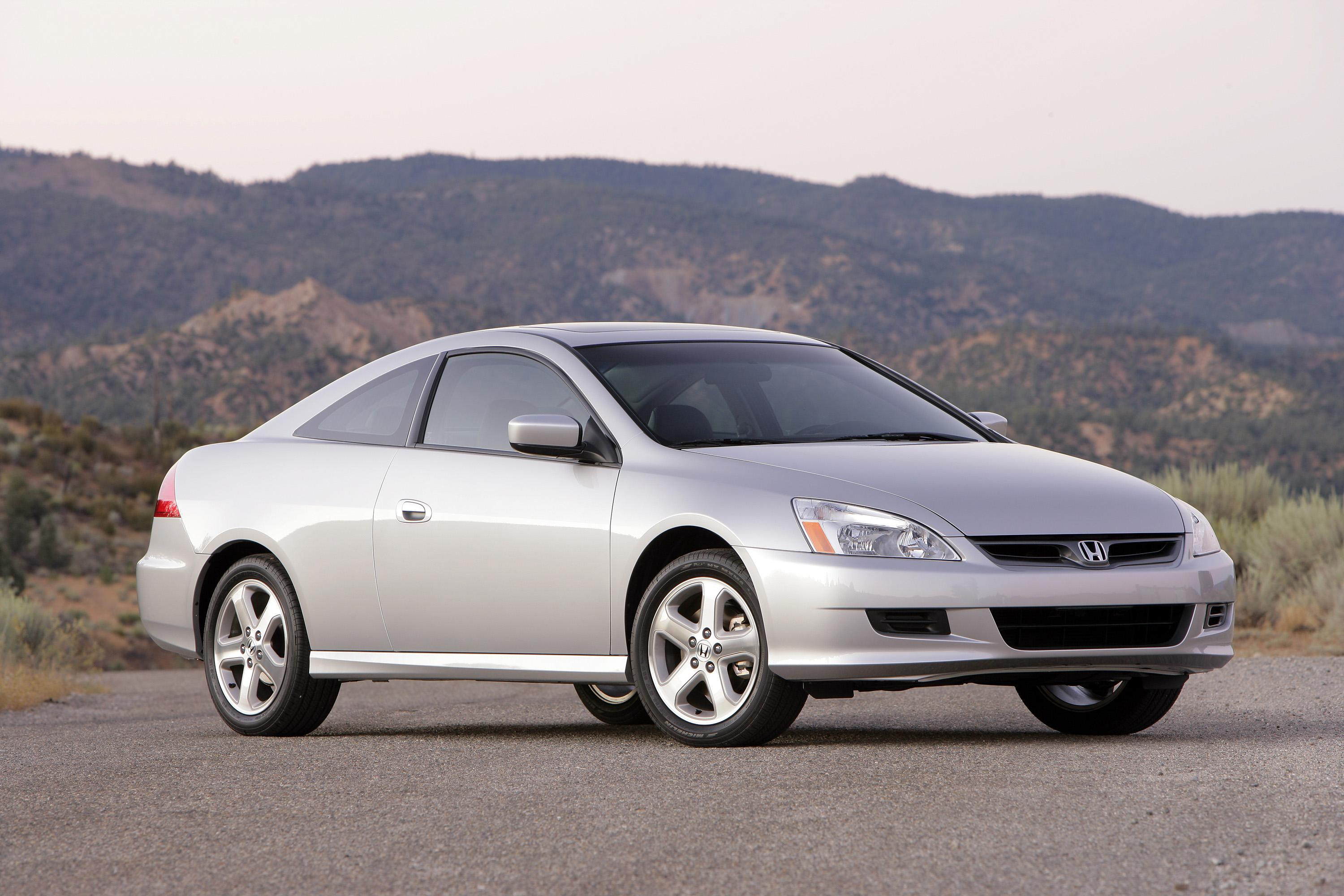 2006 Honda Accord Coupe | Top Speed. »