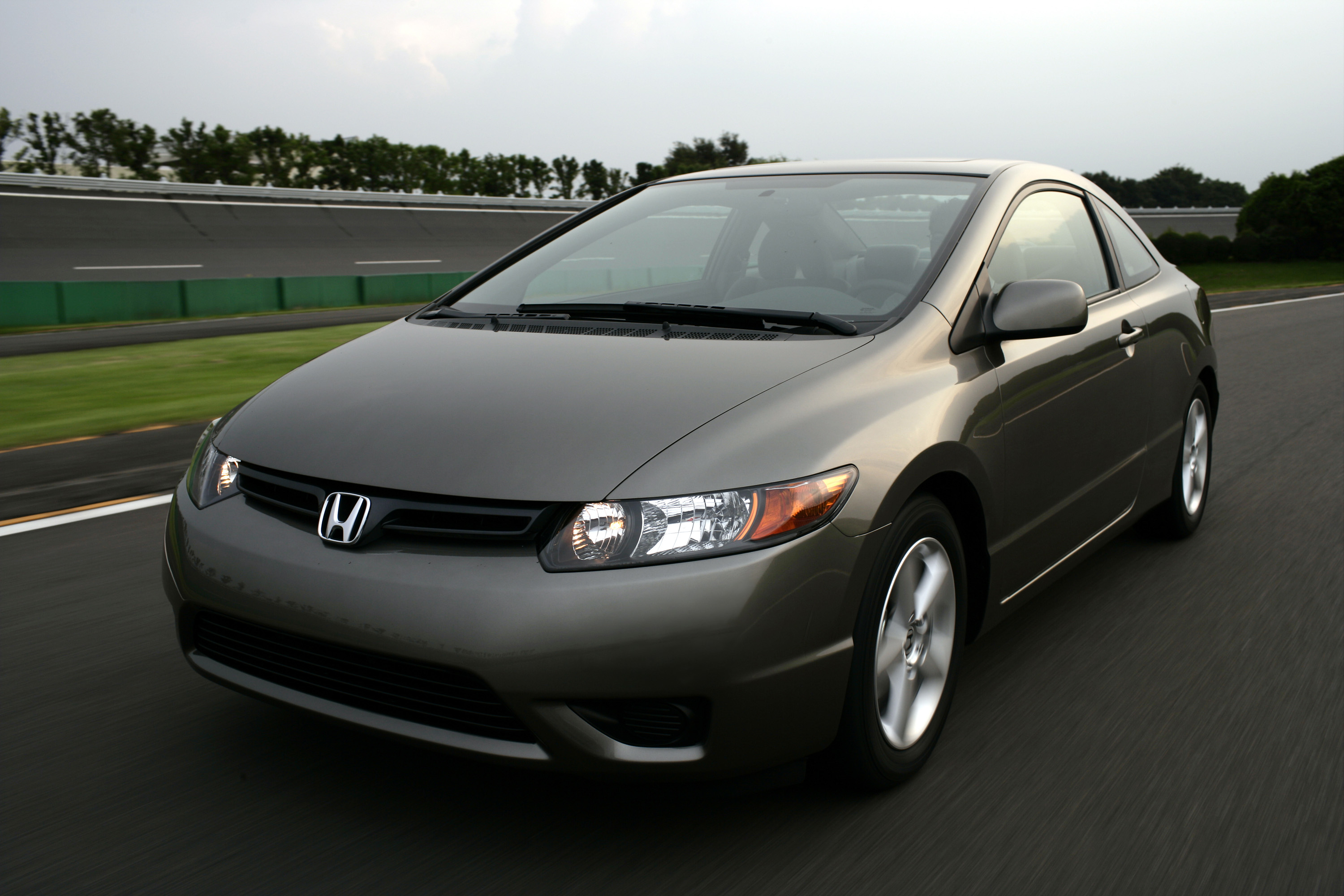 2006 Honda Civic Coupe | Top Speed. »