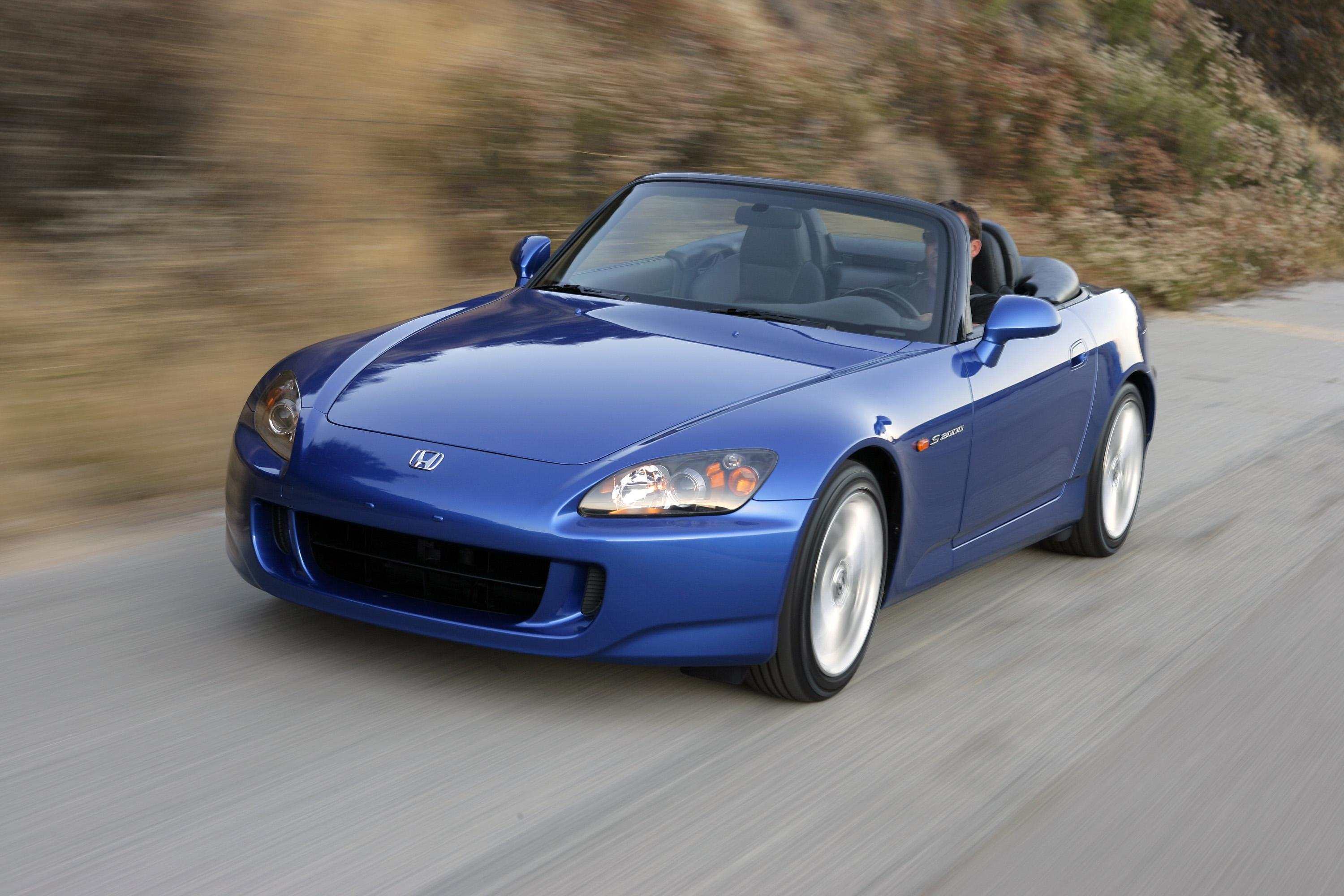 Electronic Stability Control >> 2006 Honda S2000 | Top Speed