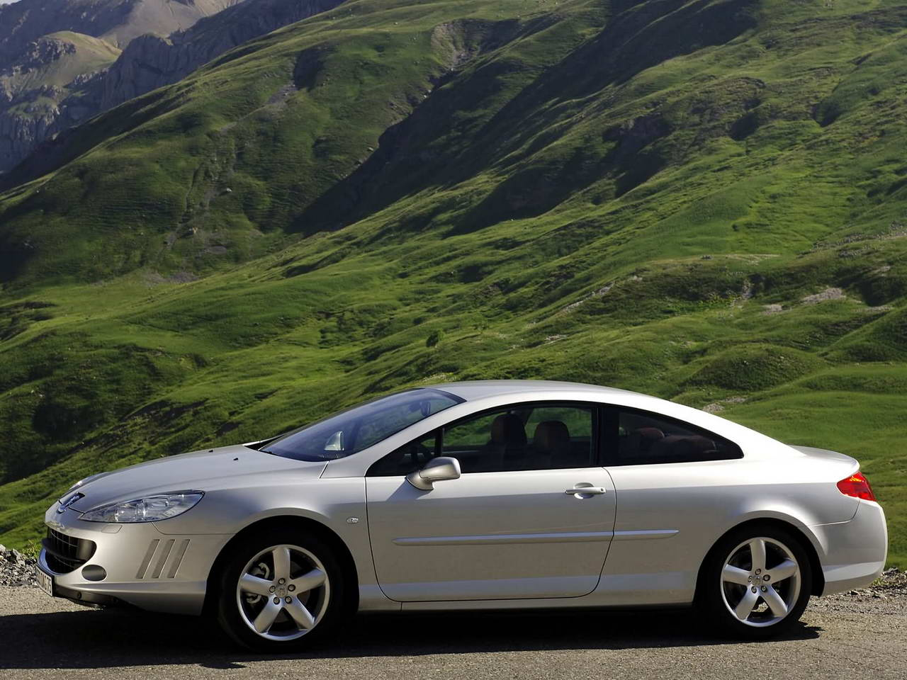 2006 peugeot 407 coupe review top speed. Black Bedroom Furniture Sets. Home Design Ideas