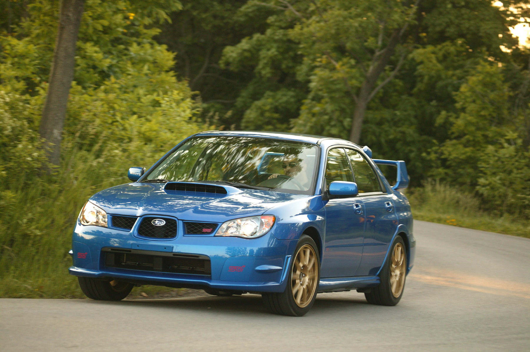 2006 subaru impreza wrx sti review top speed. Black Bedroom Furniture Sets. Home Design Ideas