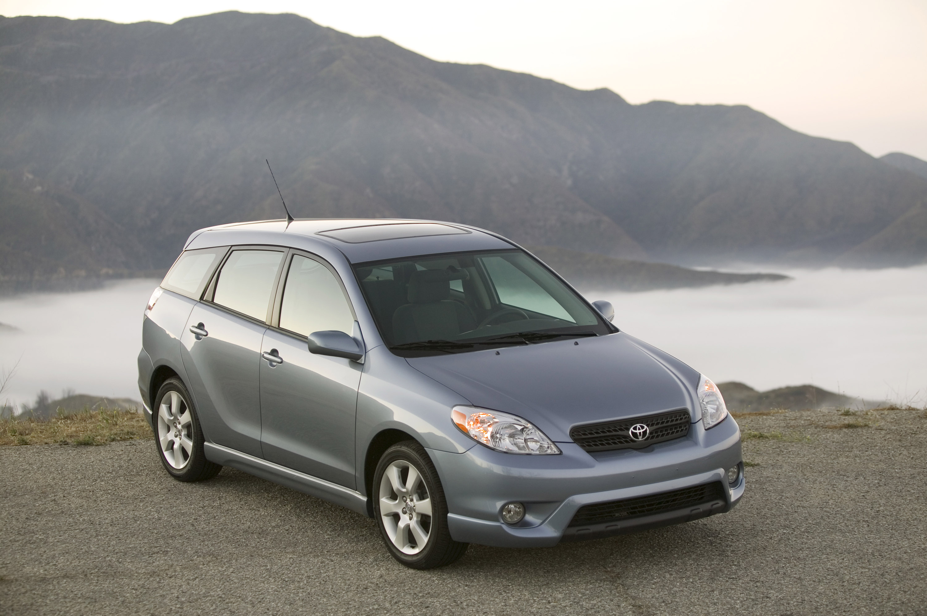 2006 Toyota Matrix | Top Speed