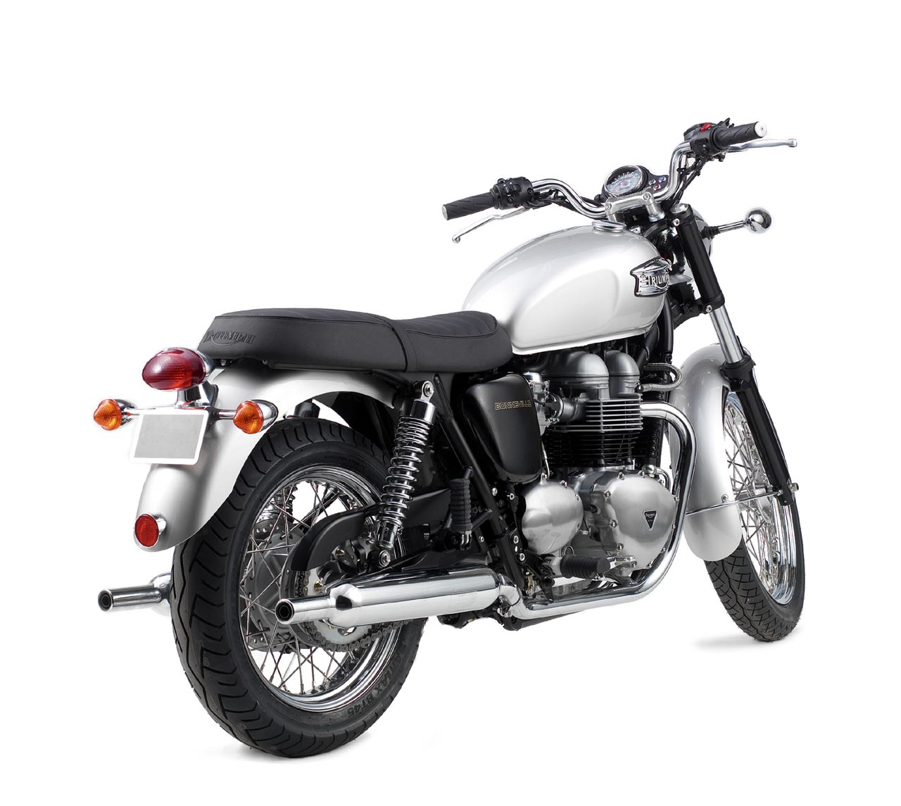2006 Triumph Bonneville | Top Speed