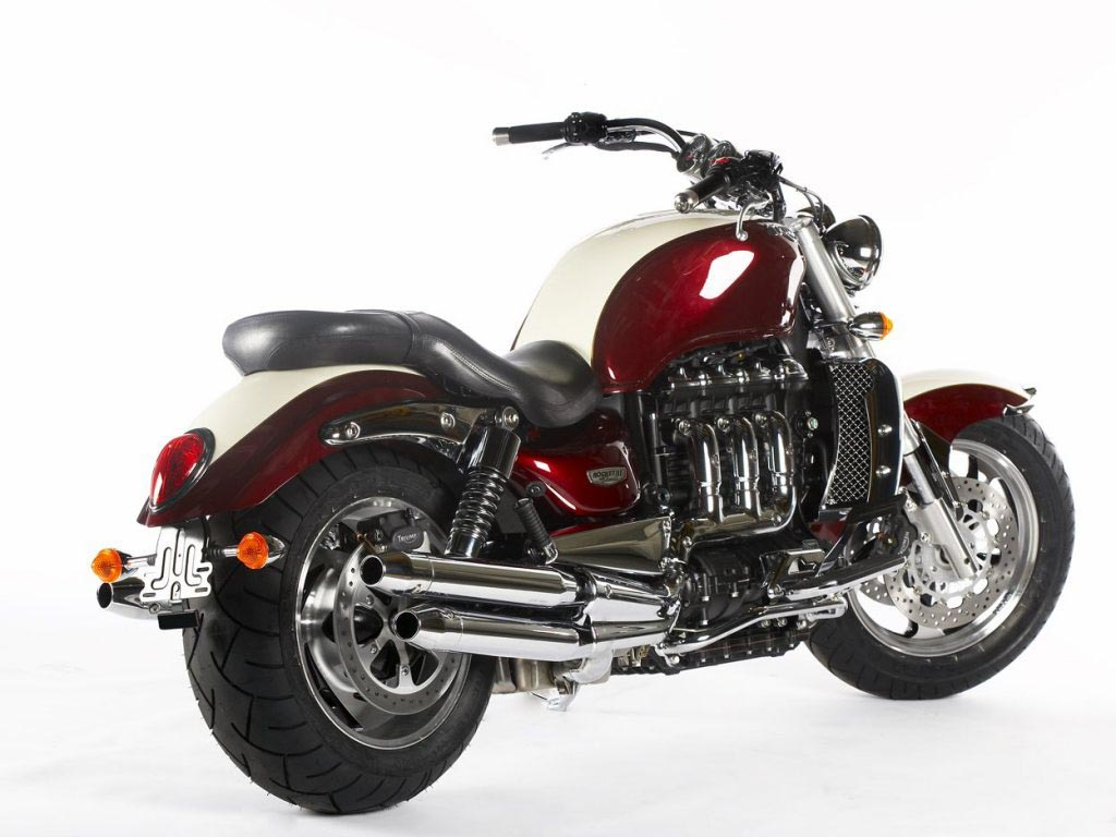 2006 triumph rocket iii classic gallery 95419 top speed. Black Bedroom Furniture Sets. Home Design Ideas