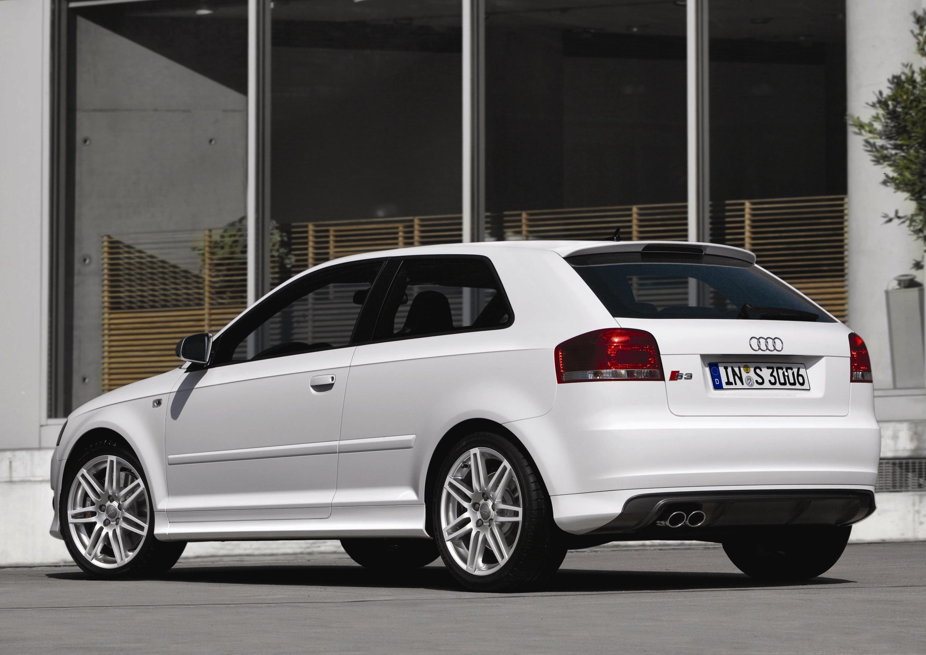 2007 Audi S3 | Top Speed
