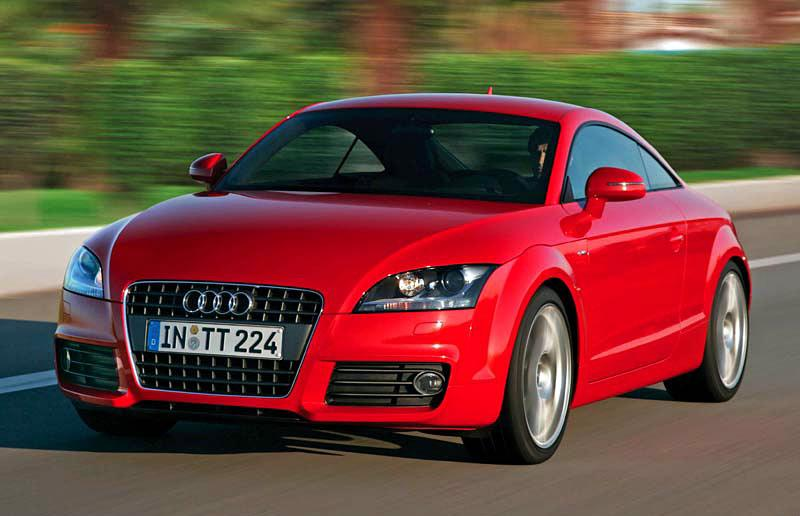 Audi 0 60 >> 2007 Audi TT S-line | Top Speed