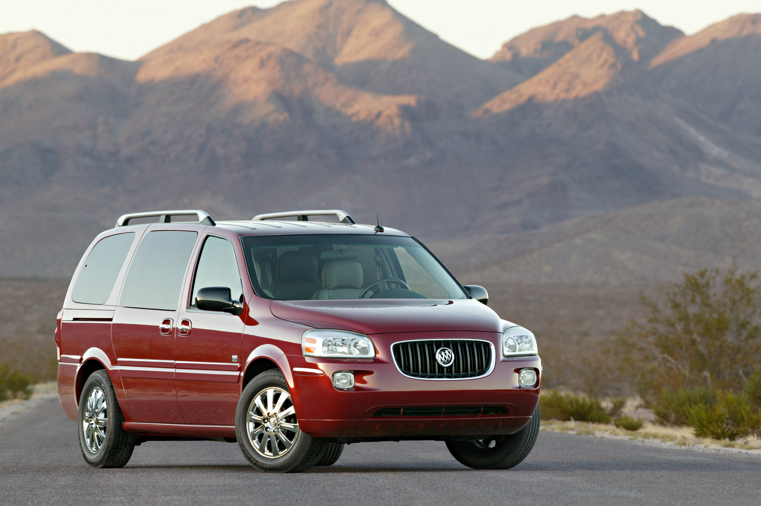 2007 buick terraza review top speed. Black Bedroom Furniture Sets. Home Design Ideas