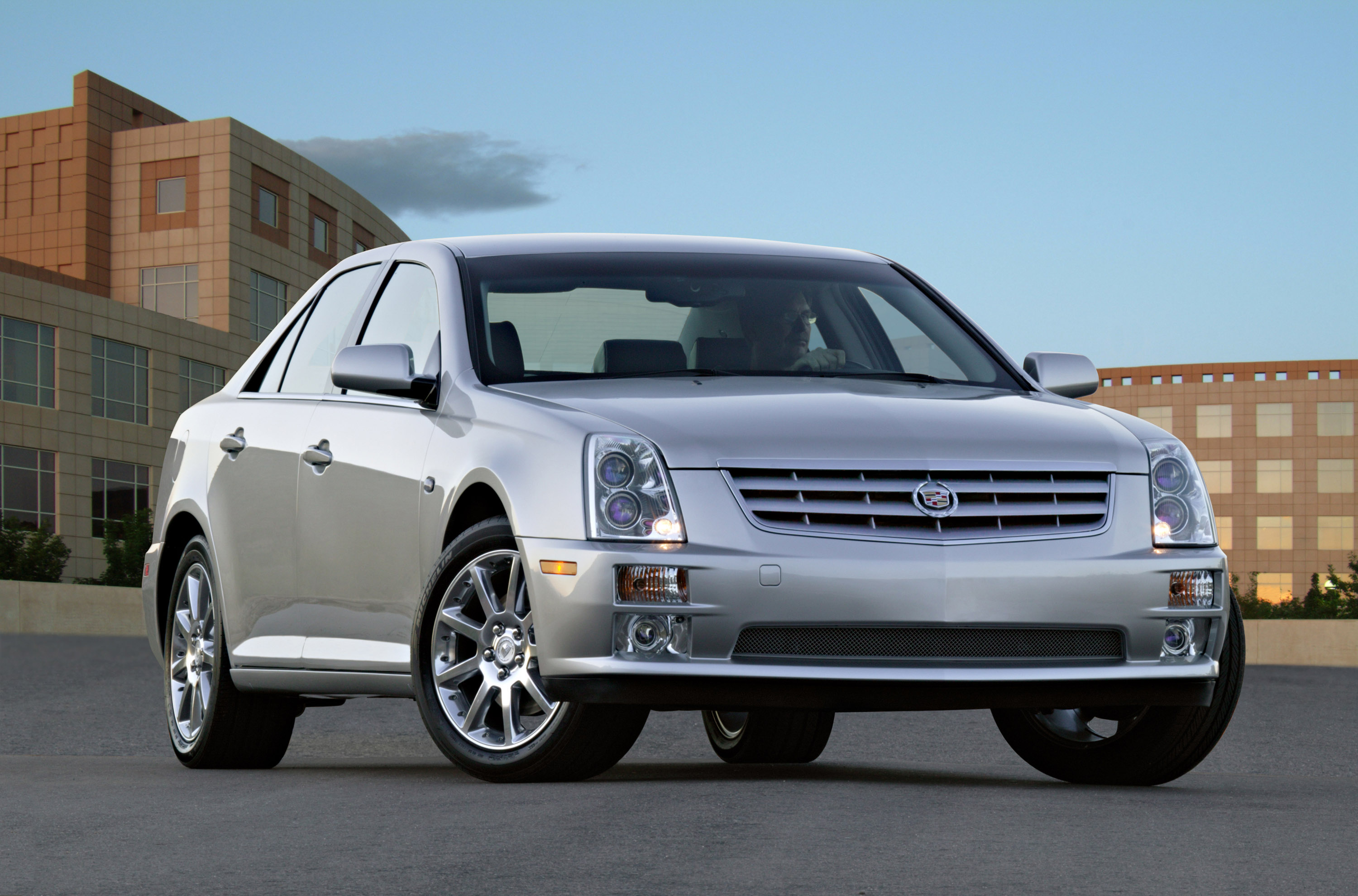 2007 cadillac sts top speed. Black Bedroom Furniture Sets. Home Design Ideas
