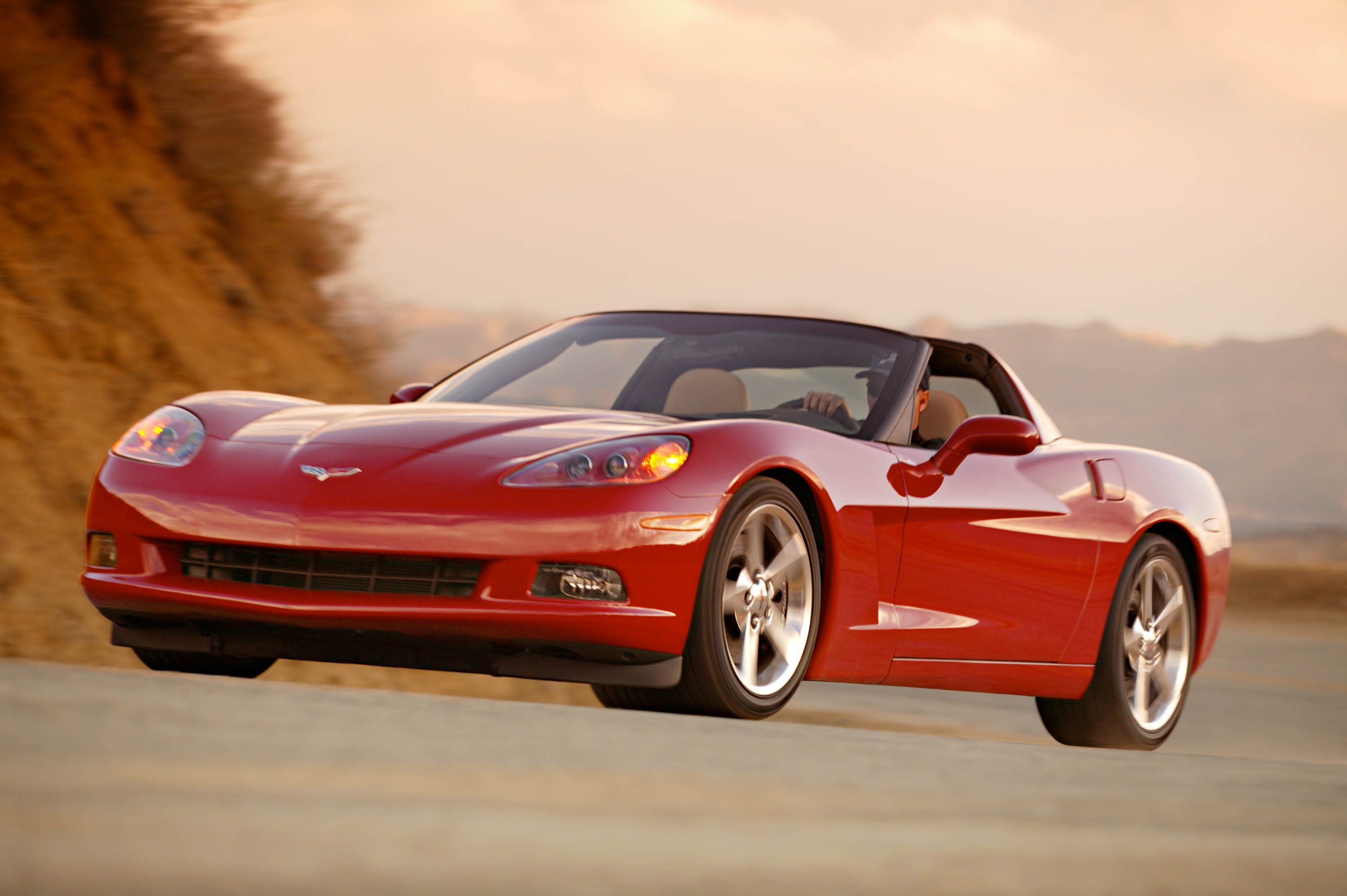 2007 Chevrolet Corvette | Top Speed. »