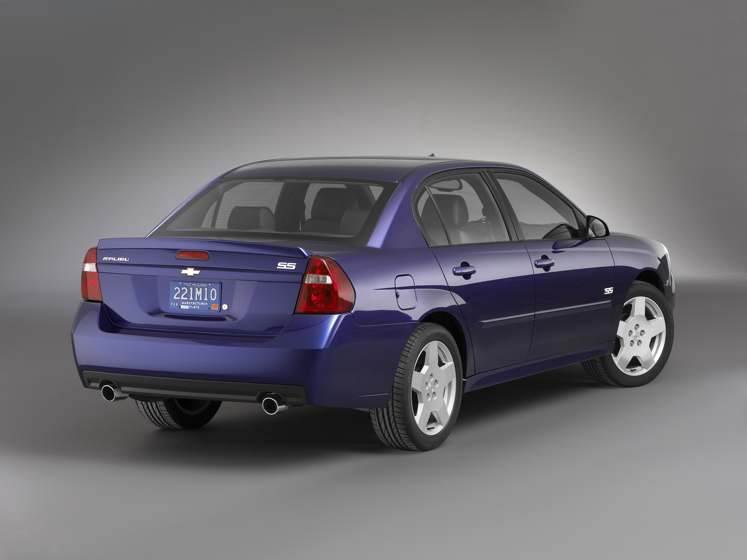 2007 Chevrolet Malibu SS | Top Speed. »