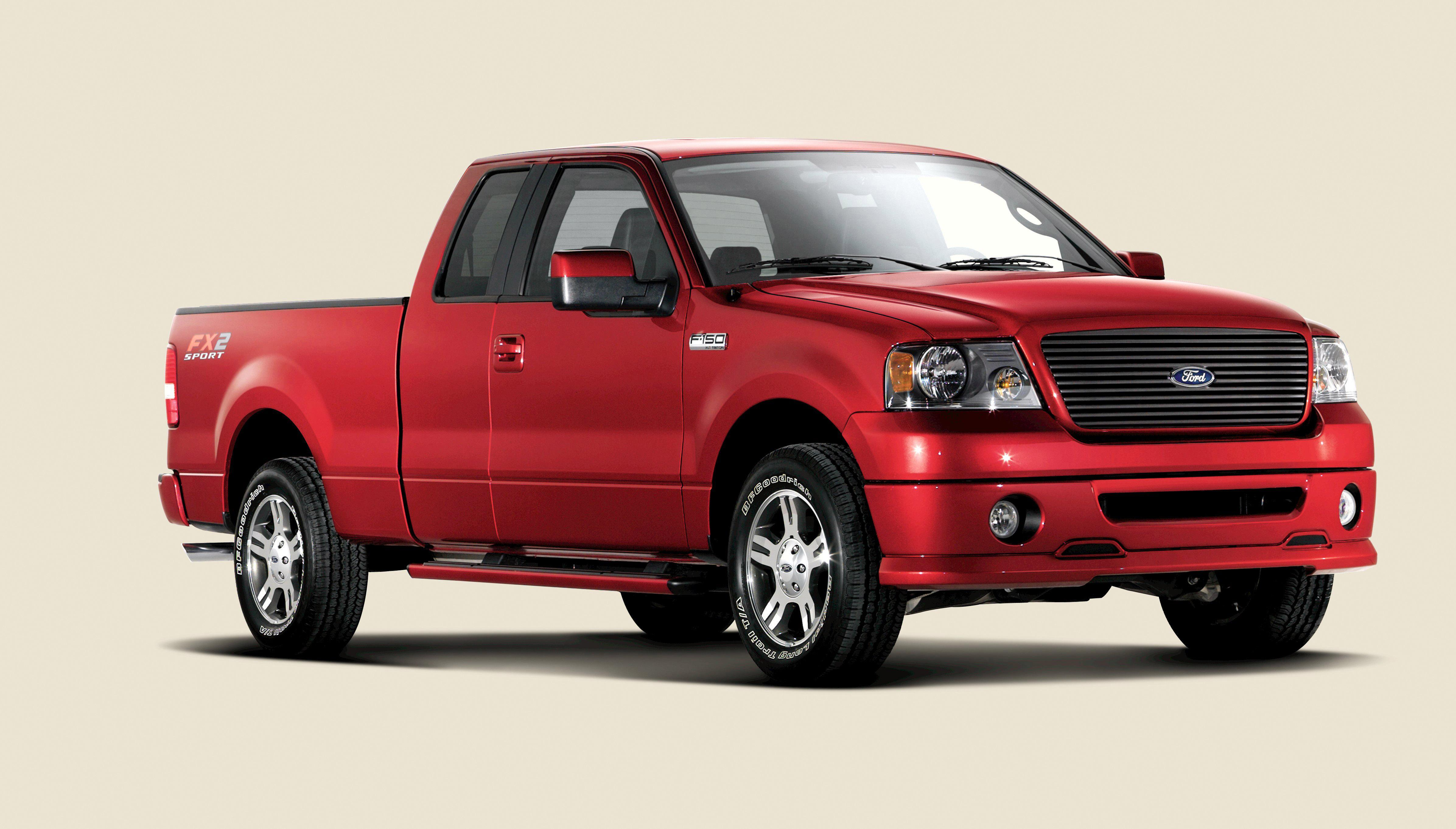 2007 Ford F-150 | Top Speed