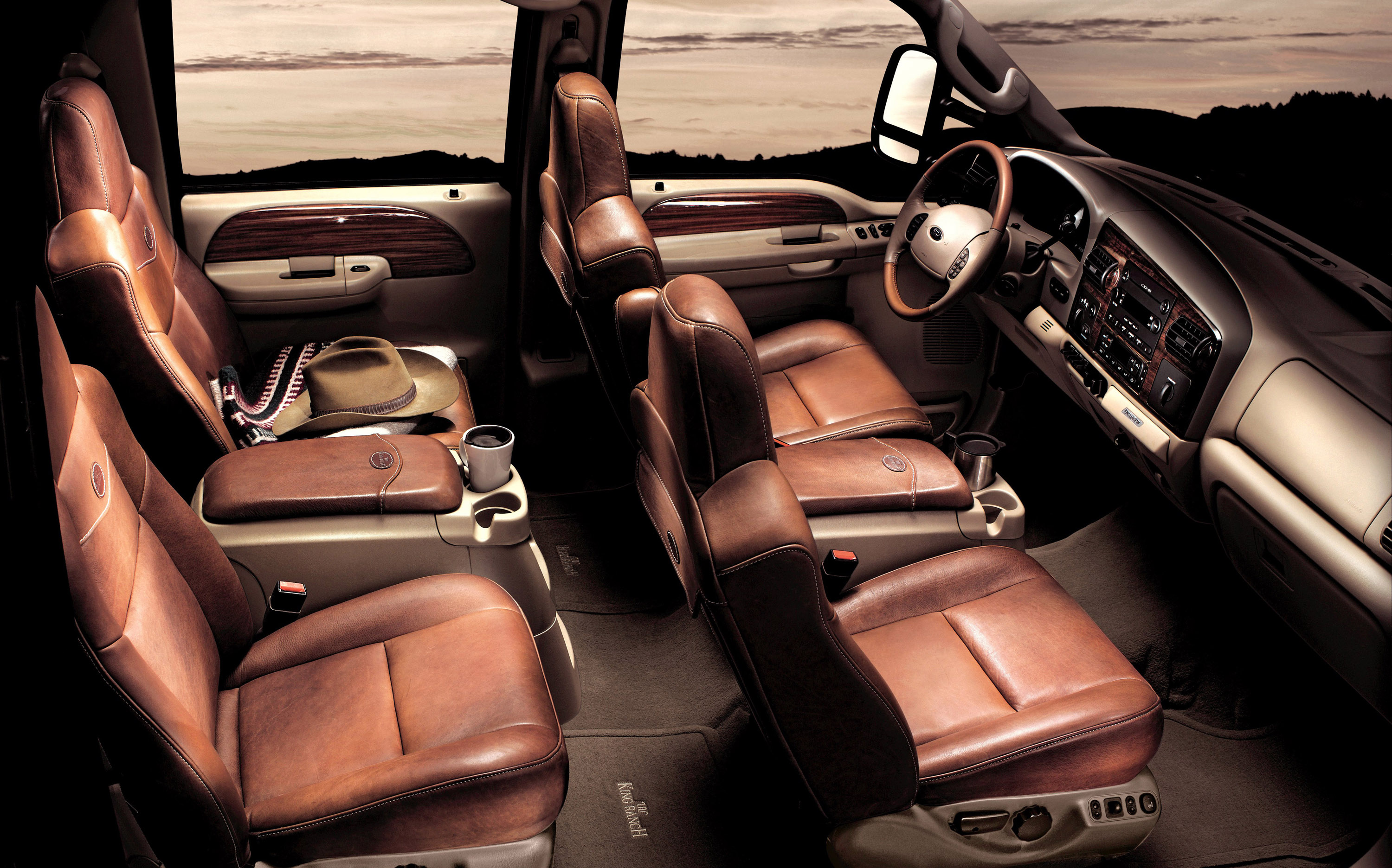 wesley leather advertisements in ranch seats truck hansen img king my interior