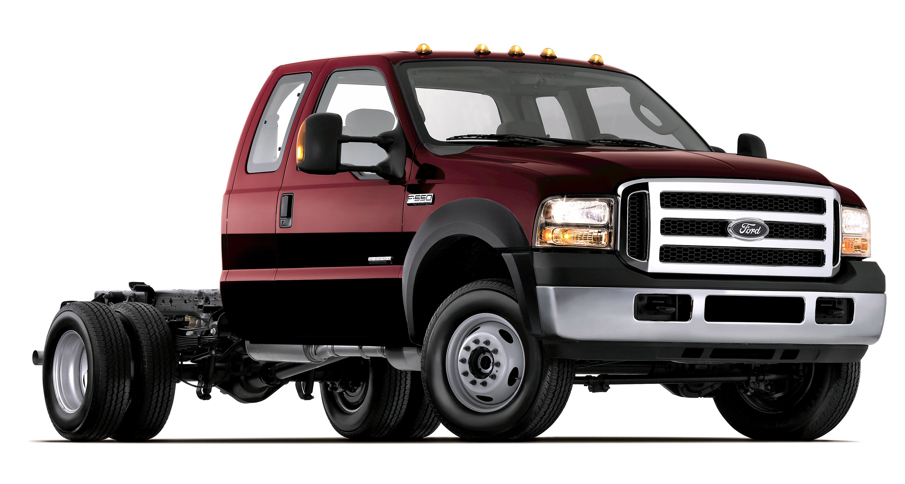 2007 Ford F-450 | Top Speed. »