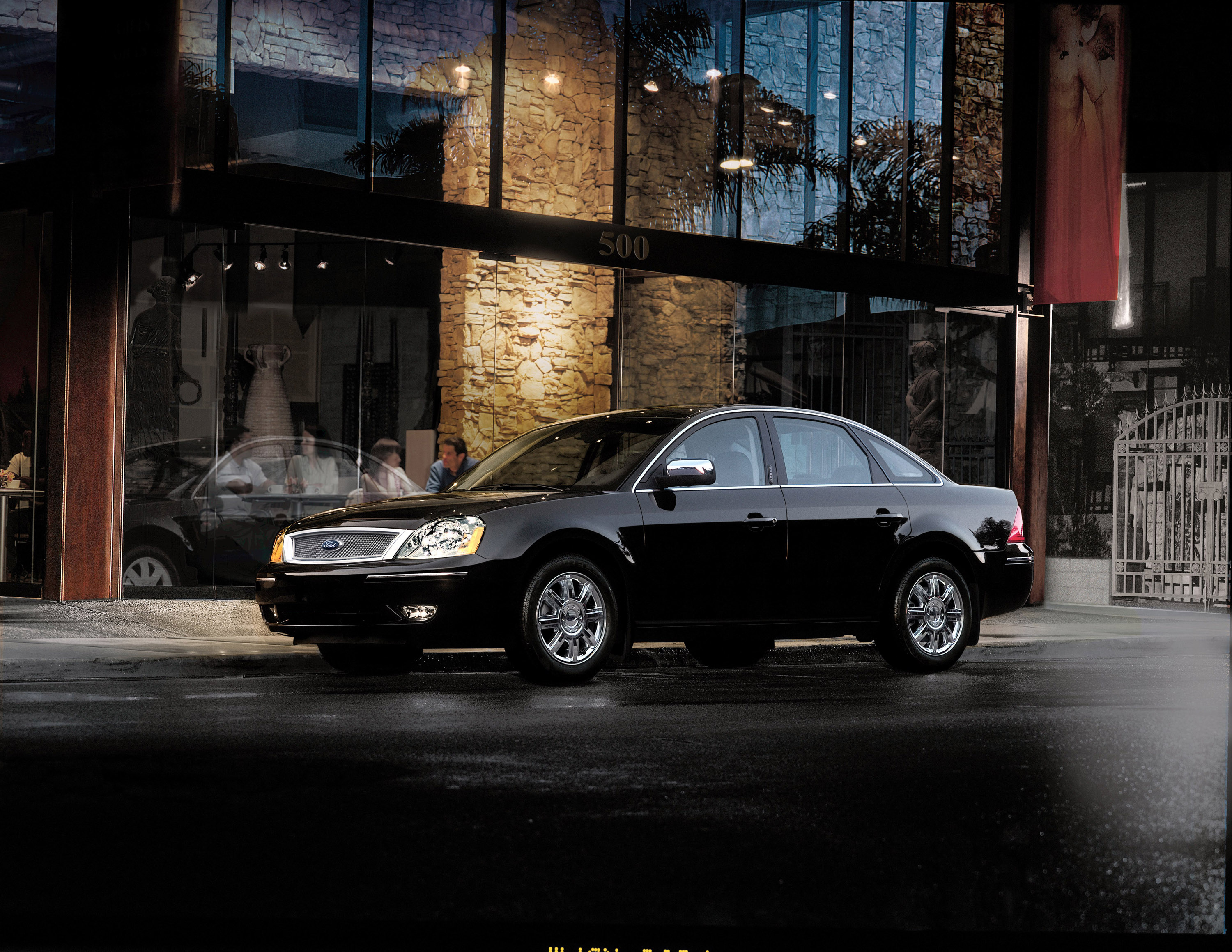 2007 Ford Five Hundred   Top Speed. »