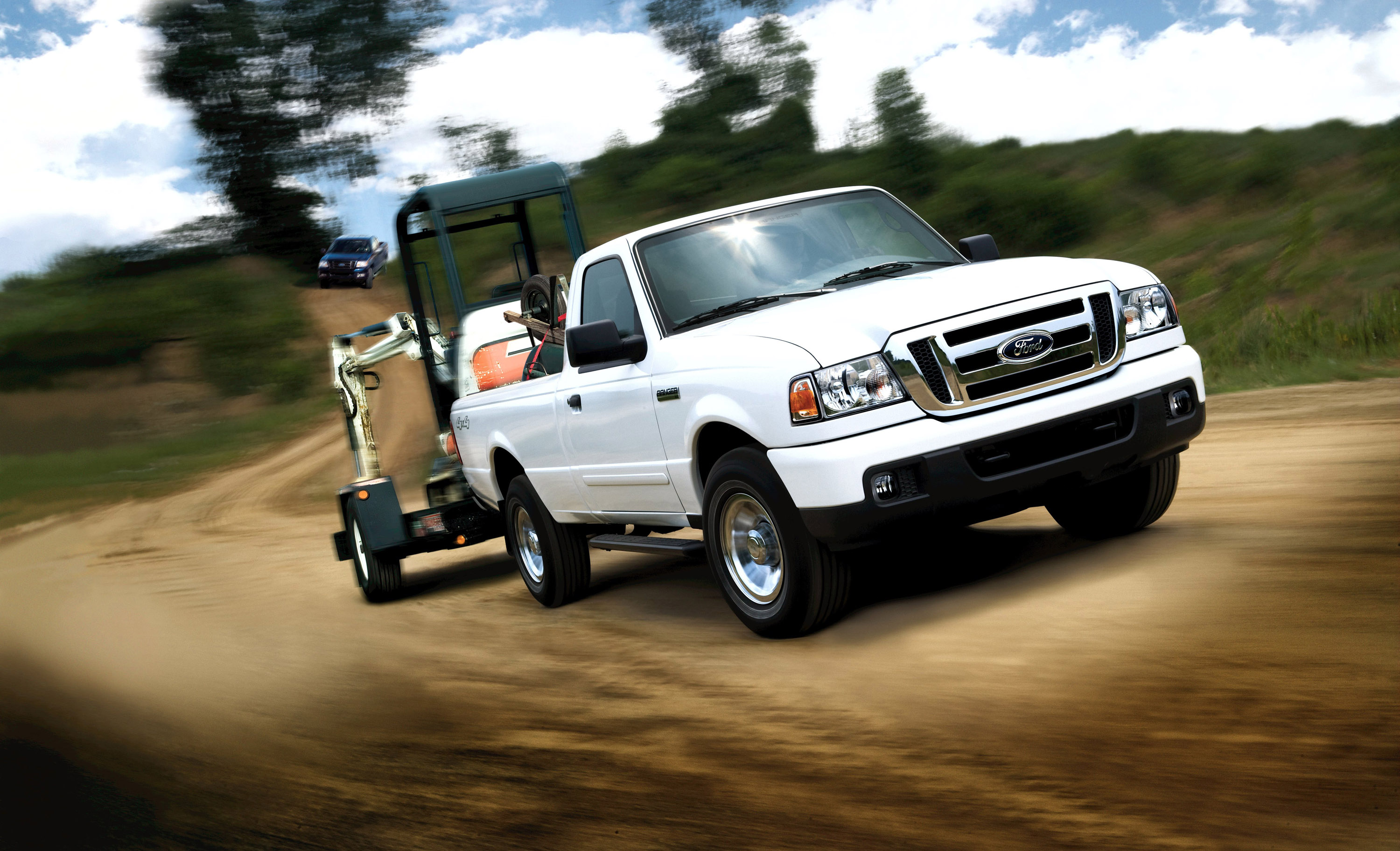 2007 ford ranger top speed rh topspeed com Ford Ranger Towing Capacity Chart 2011 Ford Ranger Towing Guide