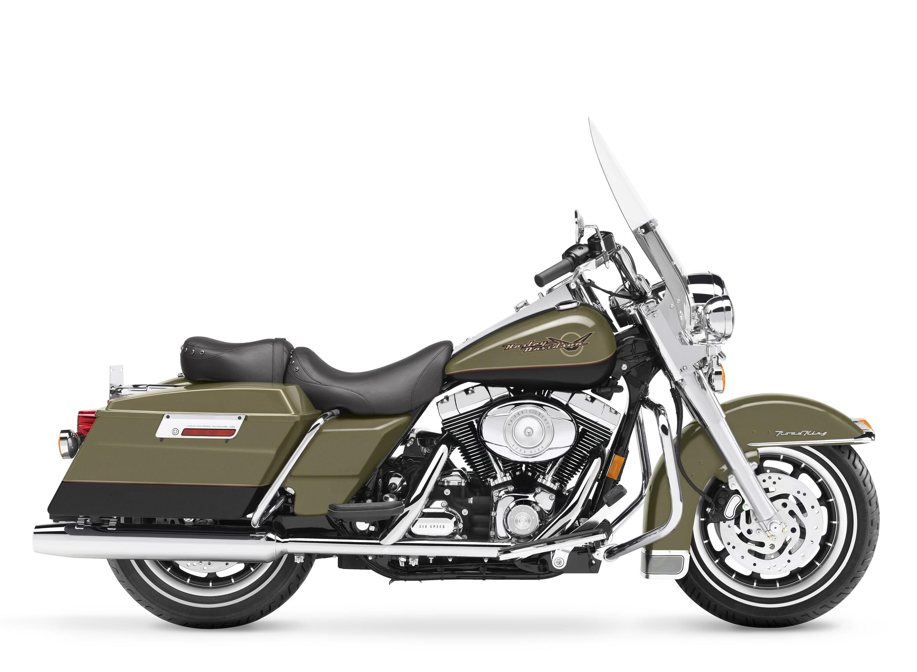 2007 Harley-Davidson LHR Road King | Top Speed