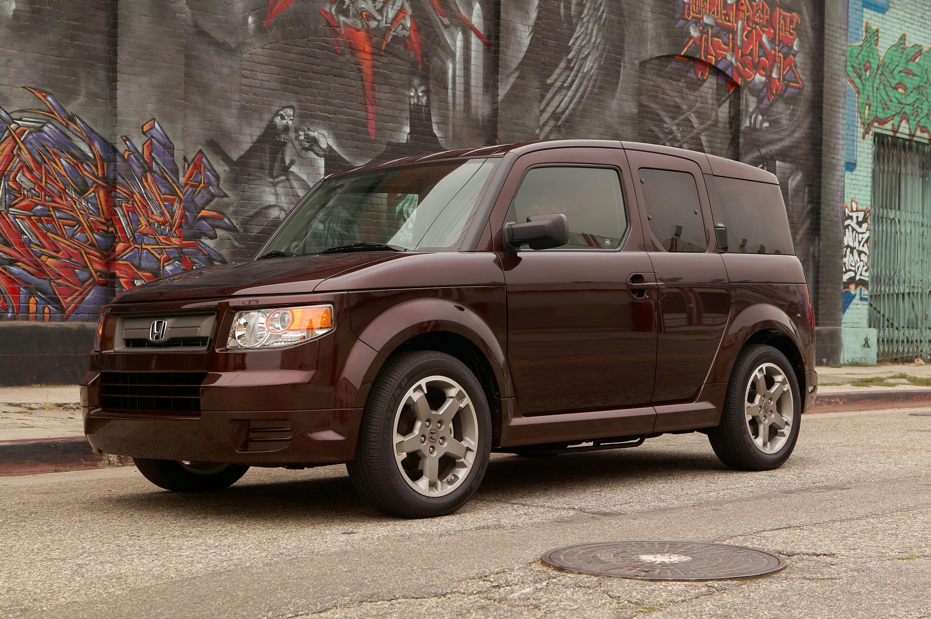 & 2007 Honda Element Review - Top Speed