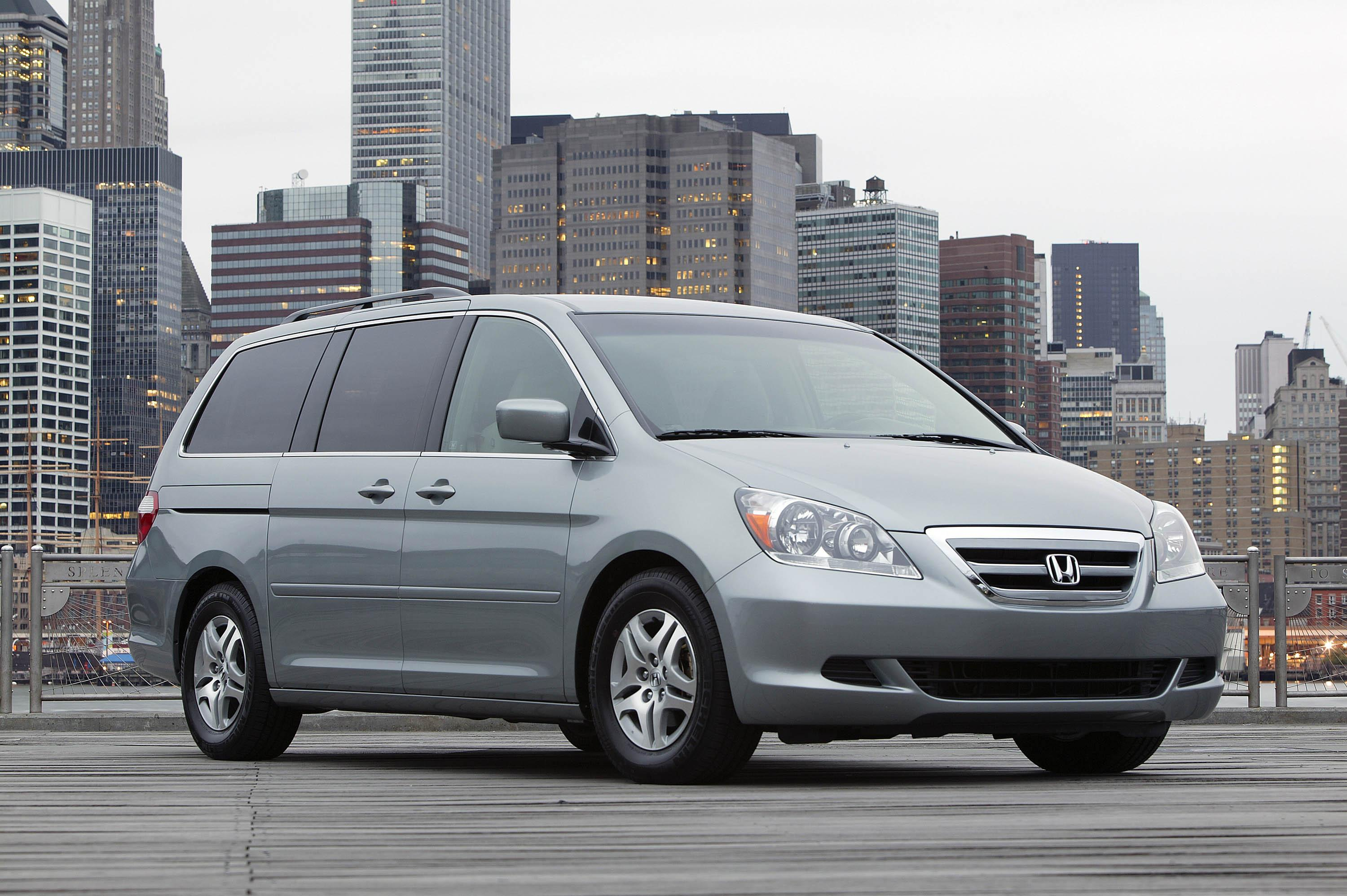 2007 honda odyssey review gallery top speed. Black Bedroom Furniture Sets. Home Design Ideas