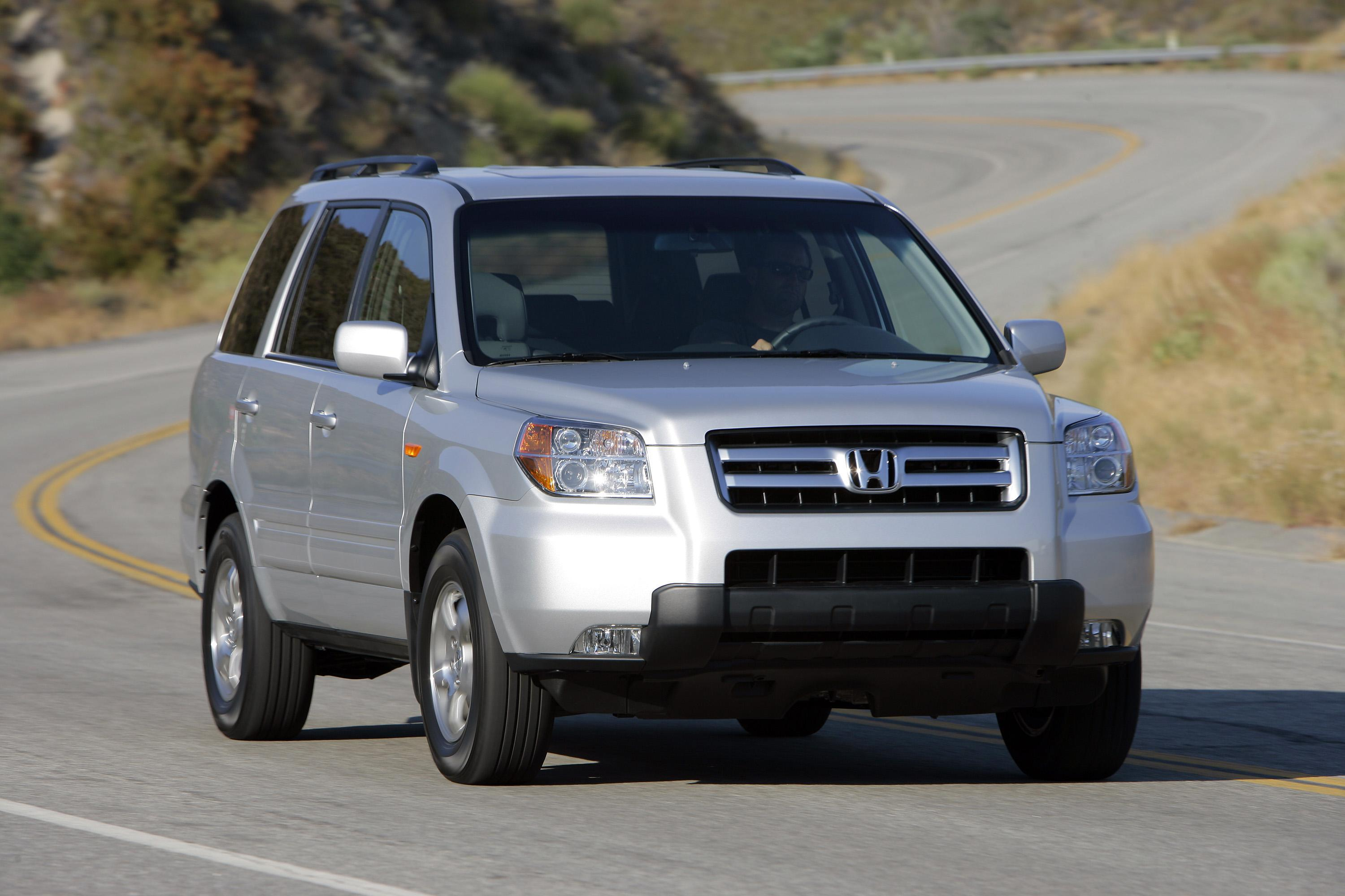 2007 Honda Pilot Top Speed