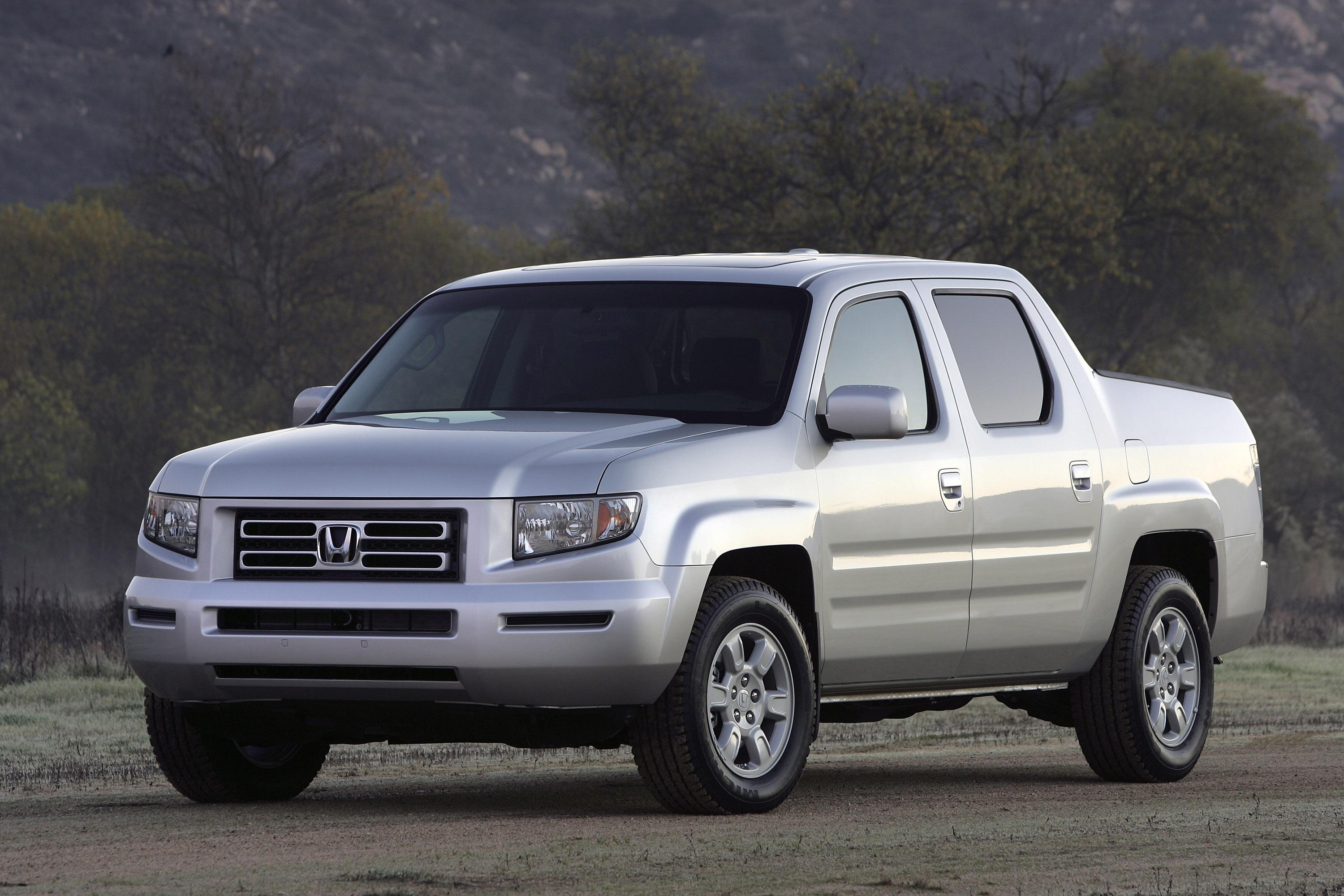 2007 Honda Ridgeline Top Speed