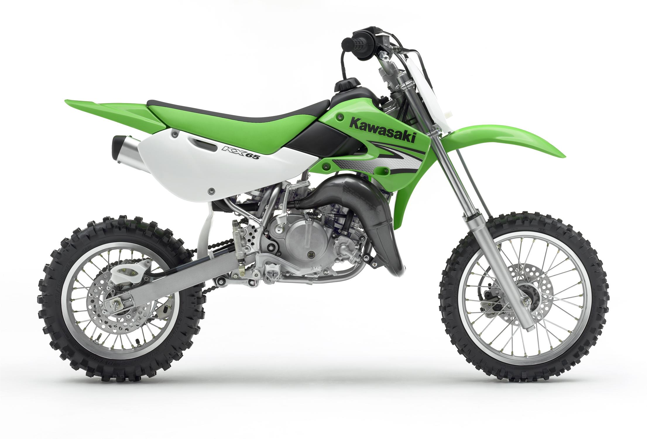 2007 Kawasaki KX65 | Top Speed
