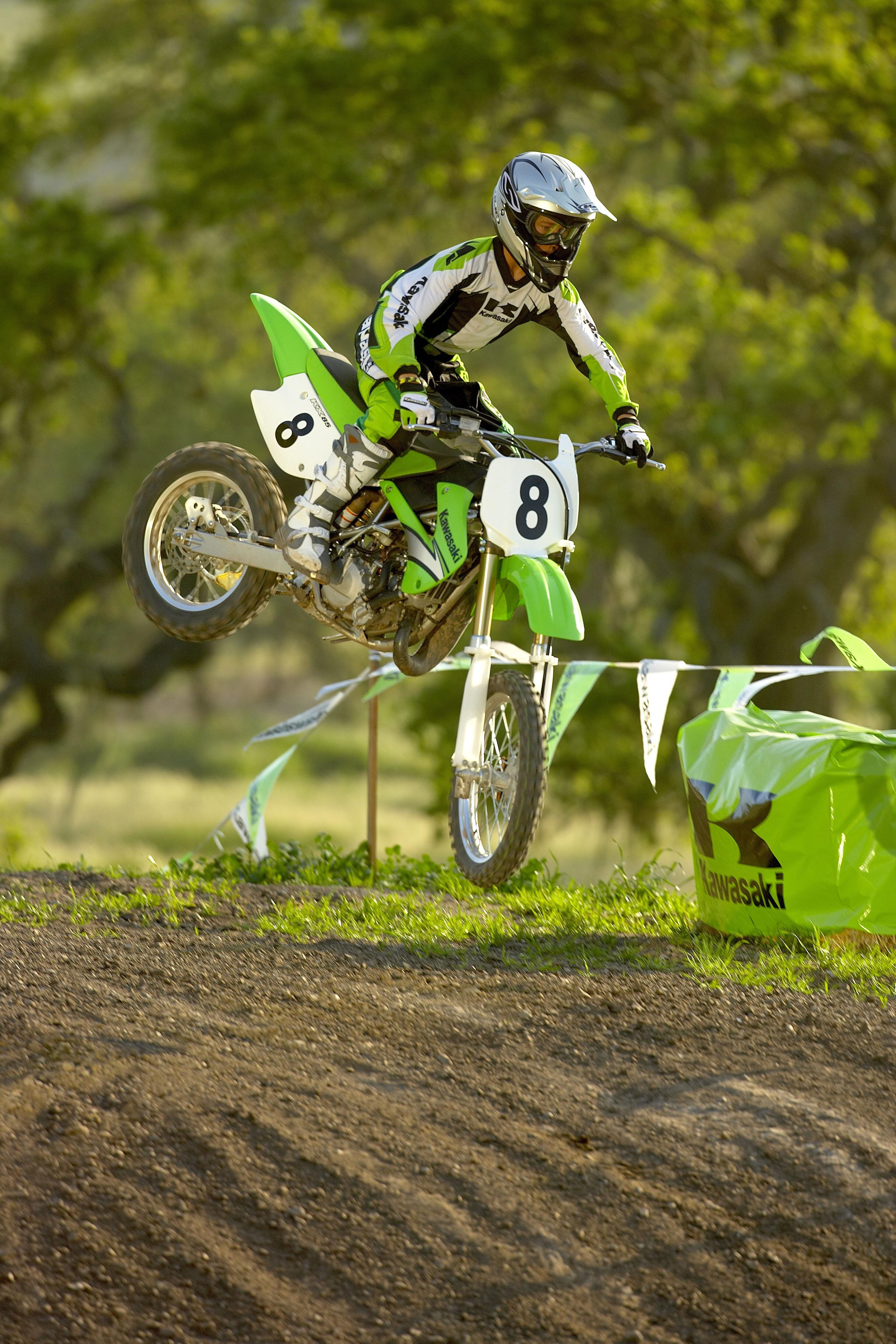 85 Best Son Hwa Min Images On Pinterest: 2007 Kawasaki KX85 Gallery 92517