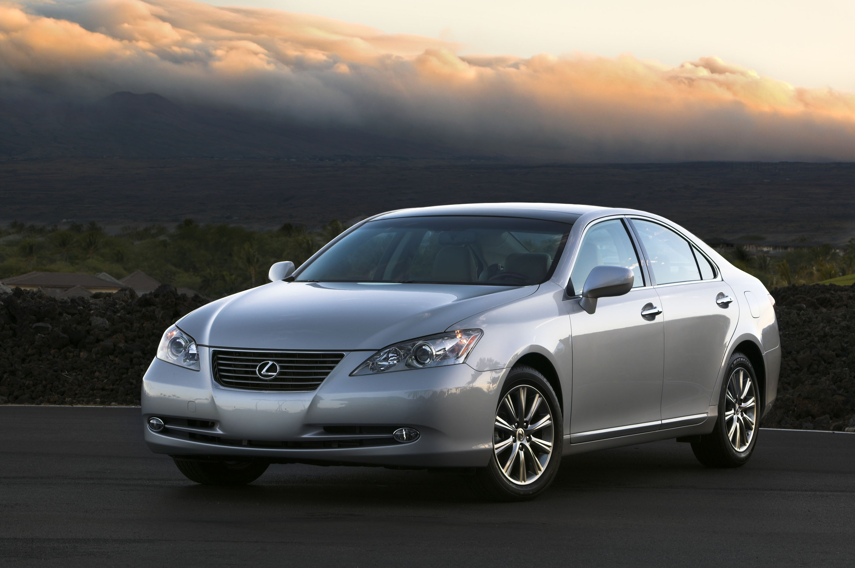 Cheap Cars For Sale >> 2007 Lexus ES350 | Top Speed