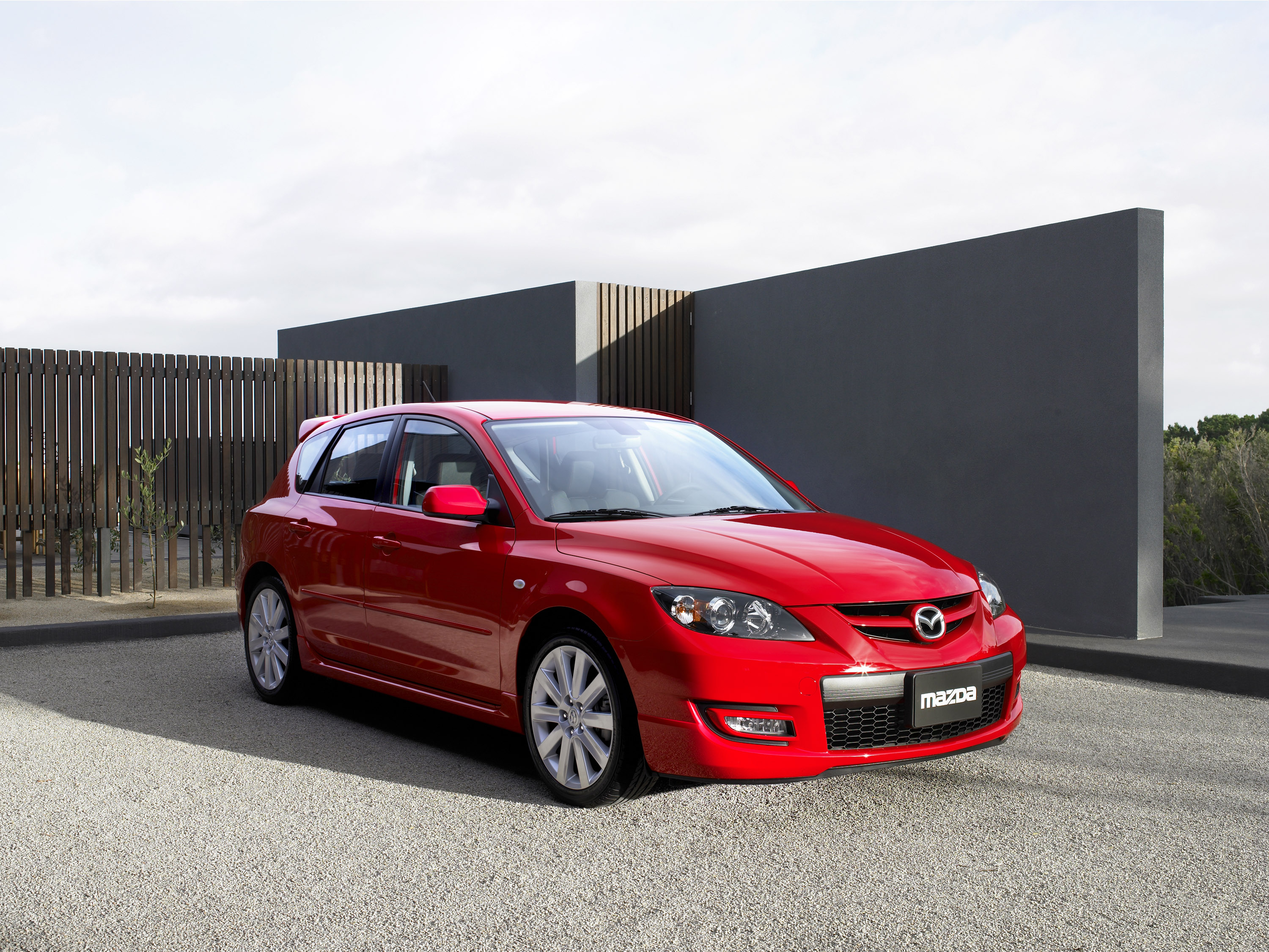 2007 Mazda MazdaSpeed3 | Top Speed. »