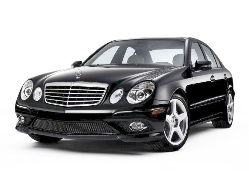 Key Auto Sales >> 2007 Mercedes-Benz E350 Special Edition | Top Speed
