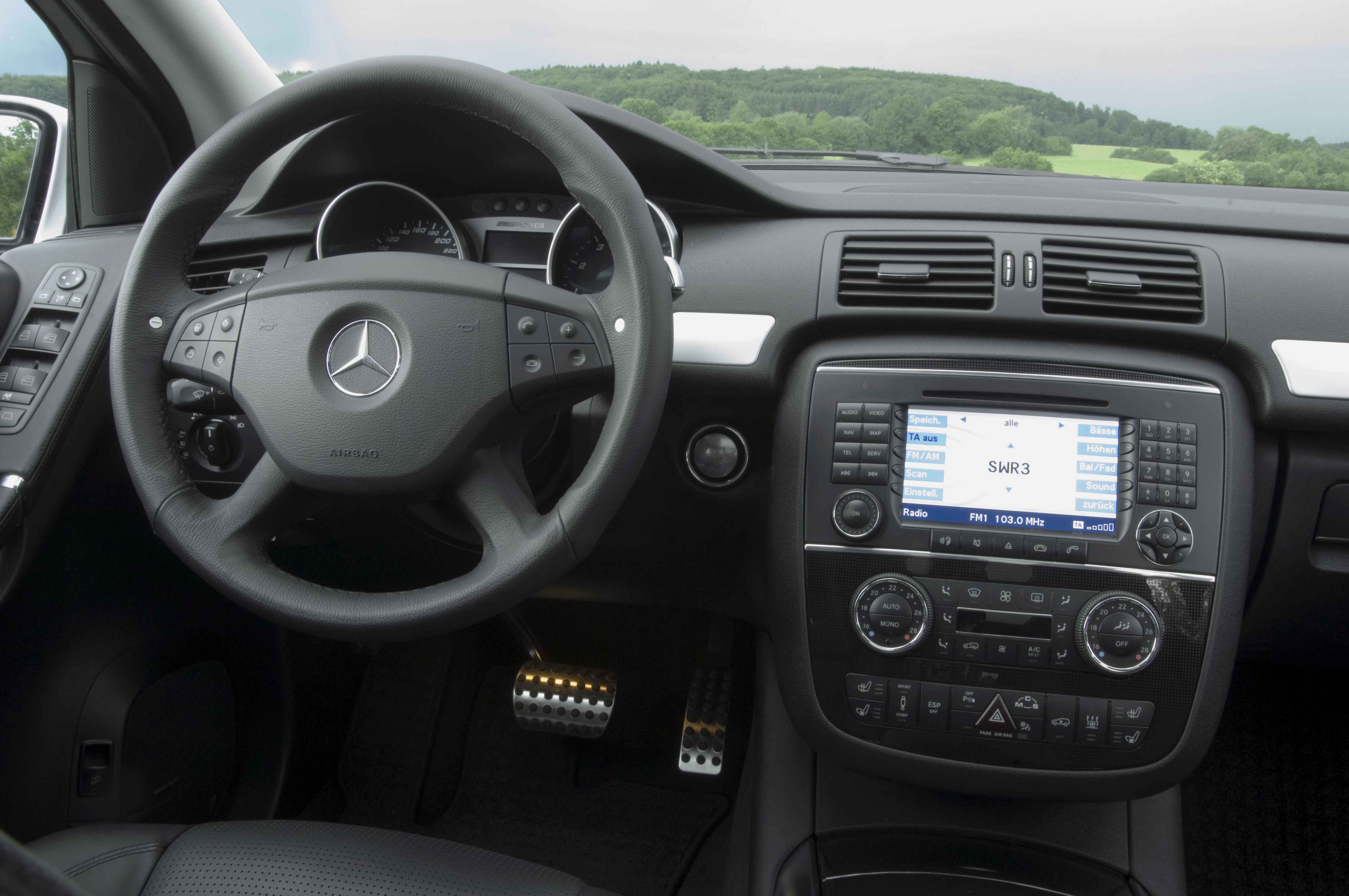 2007 mercedes r63 amg 4matic | top speed